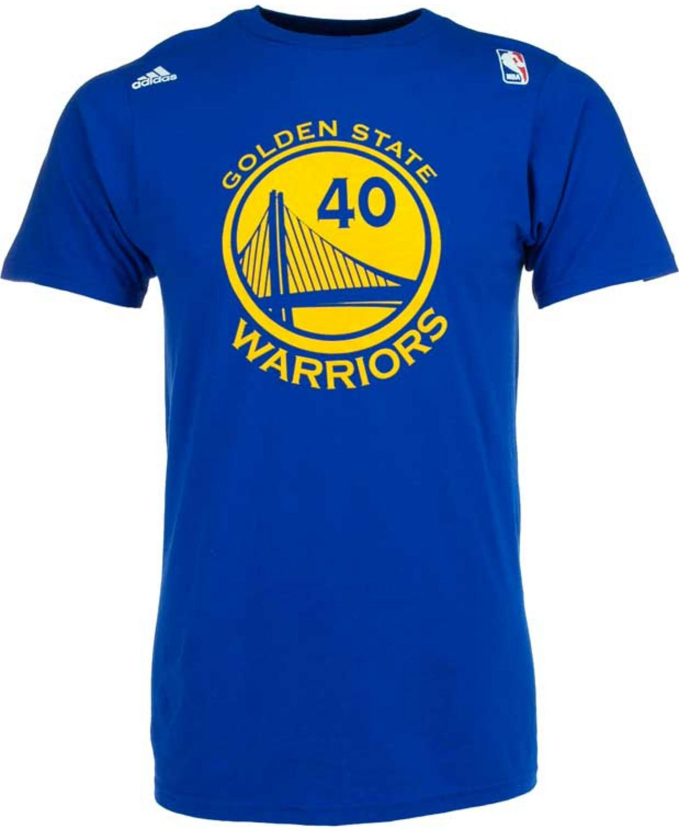cd7f4c03f Lyst - adidas Originals Men s Short-sleeve Harrison Barnes Golden ...