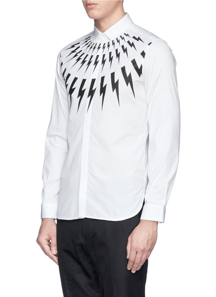SHIRTS - Blouses Neil Barrett Many Kinds Of For Sale Sale Latest Collections fvuwdn
