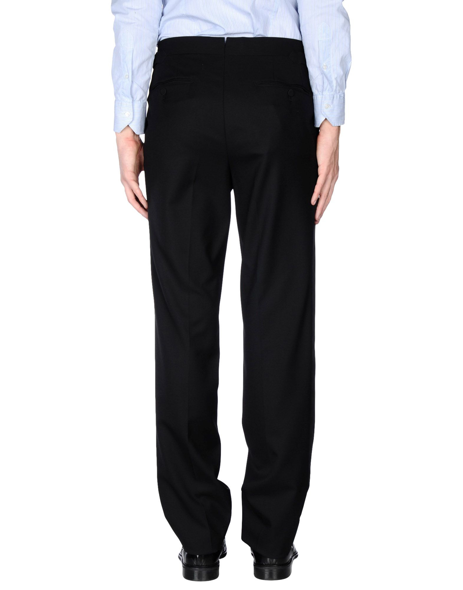 tom ford casual trouser in black for lyst