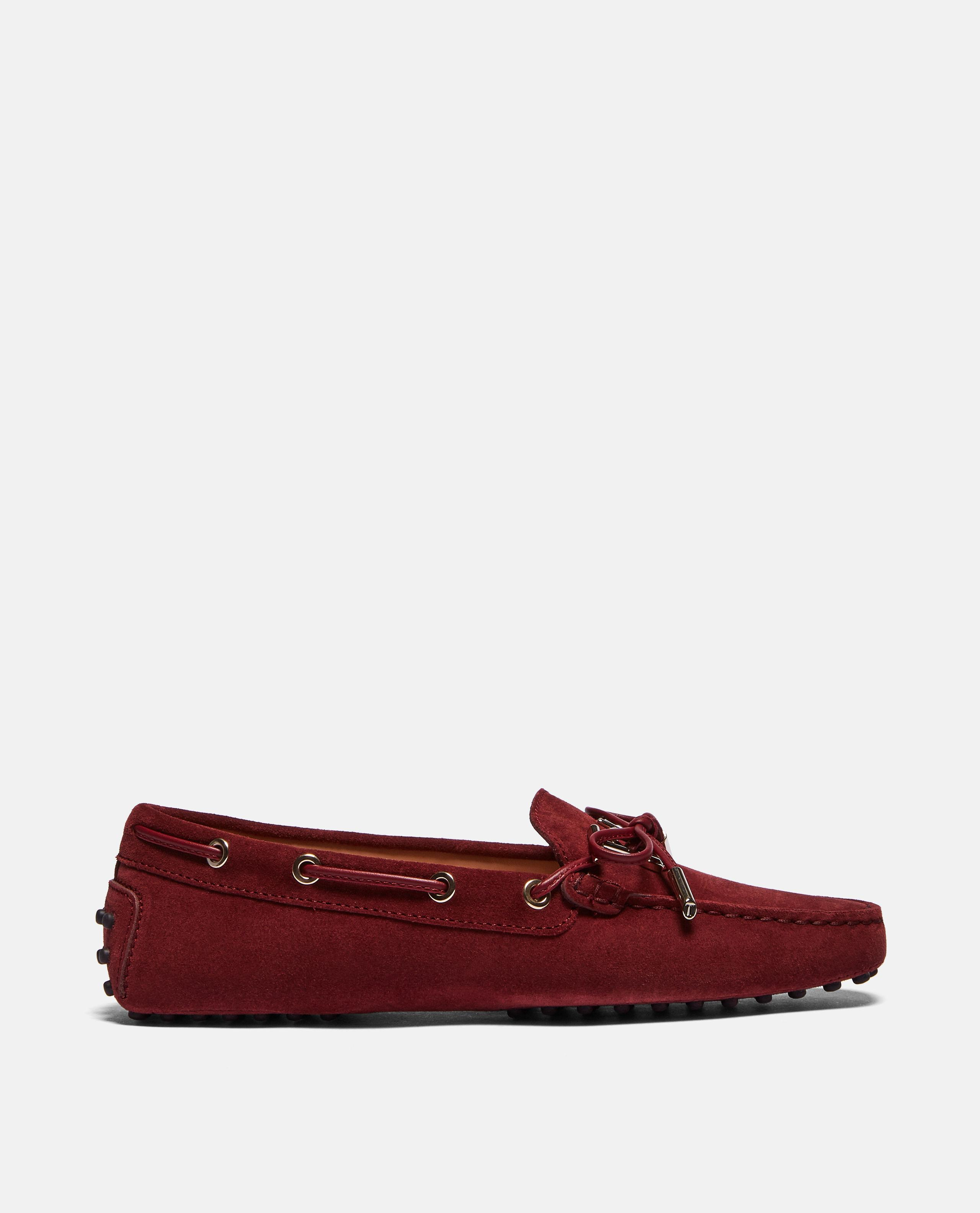 12ec8de9417 Lyst - Tod S Gommino Moccasins in Red