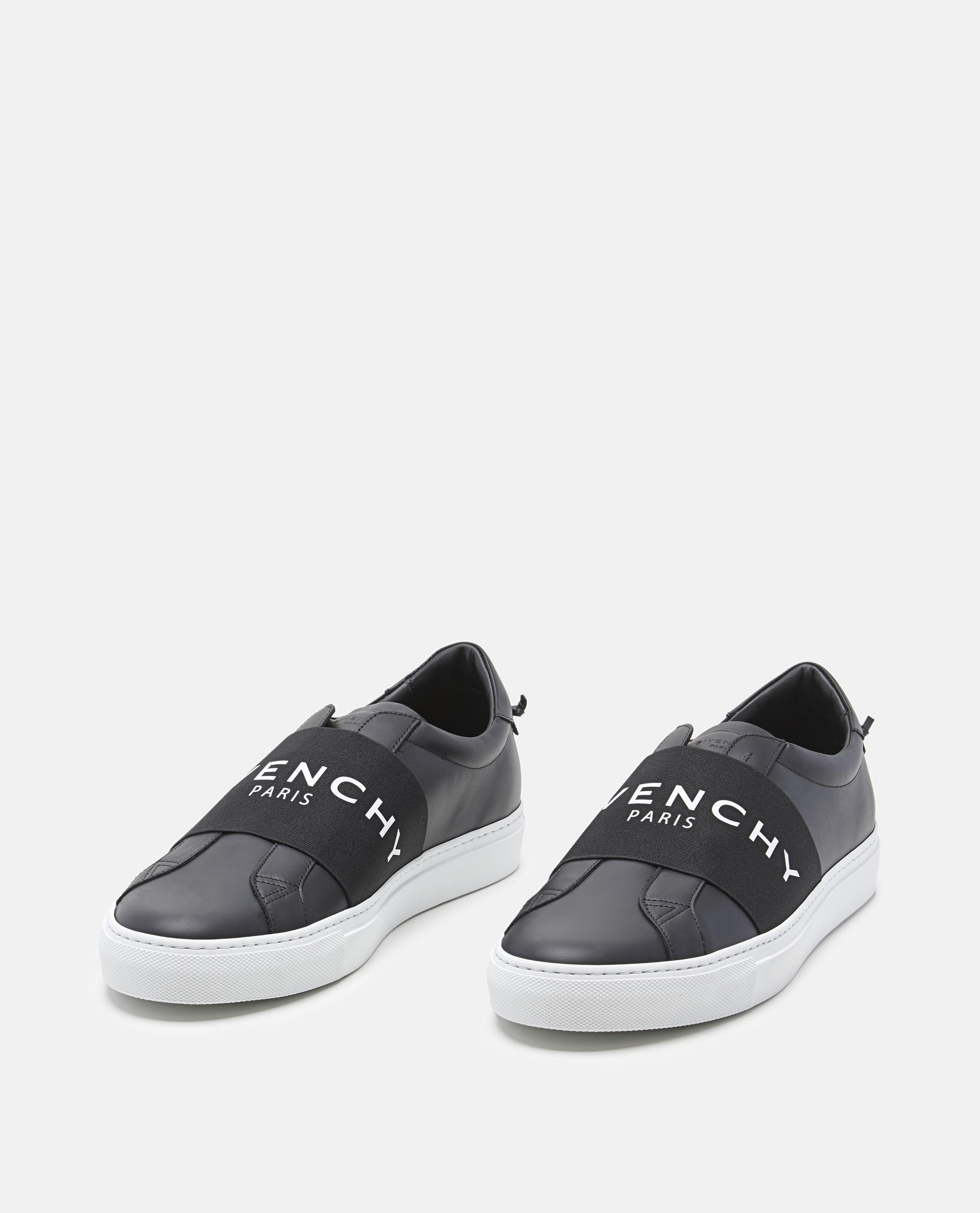 0bae9c794f3e Lyst - Givenchy Paris Elastic Band Sneaker in Black for Men