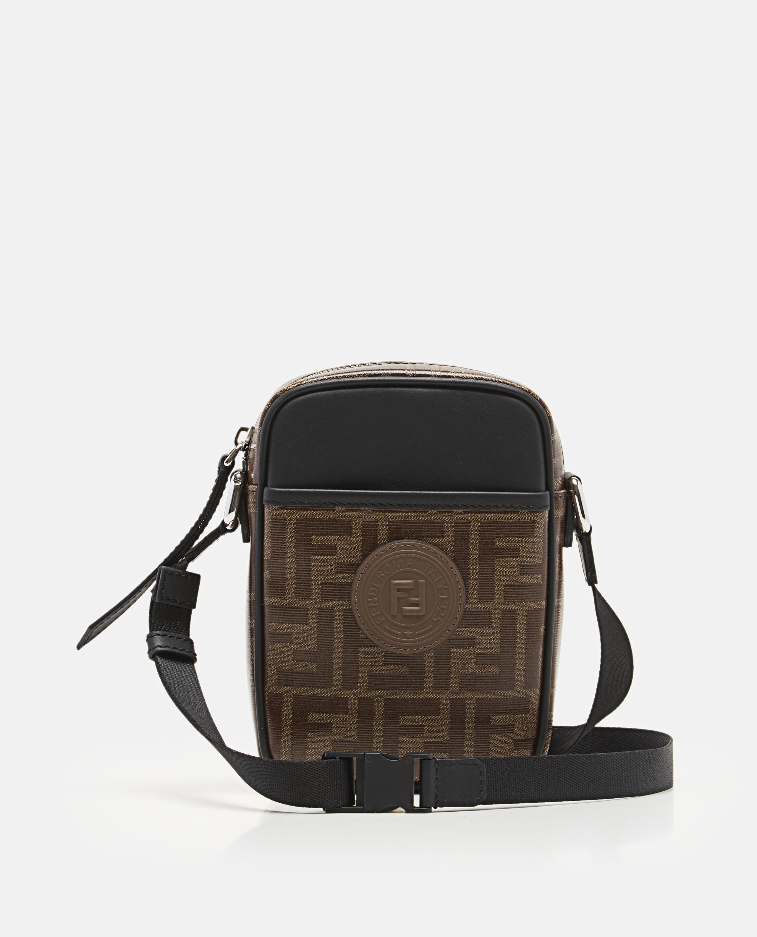 06ac082a1bef Lyst - Fendi Small Messanger in Brown for Men