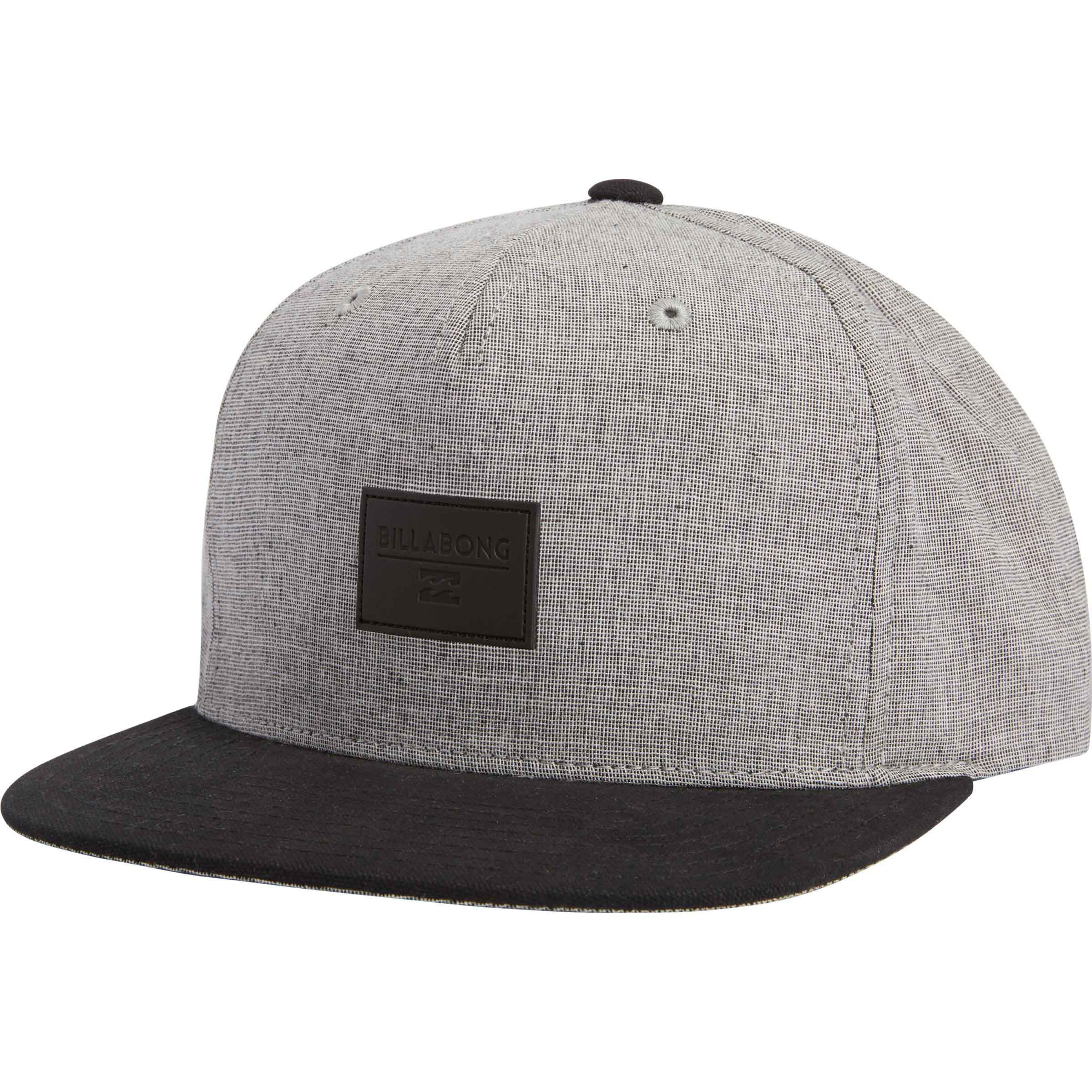 730f09d71 Lyst - Billabong Oxford Snapback in Gray for Men