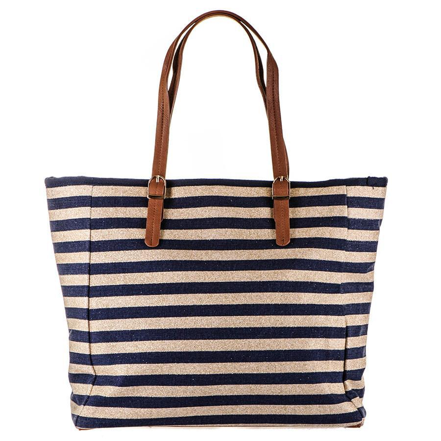 Antibes Cotton Beach Bag vFyFHCvPH
