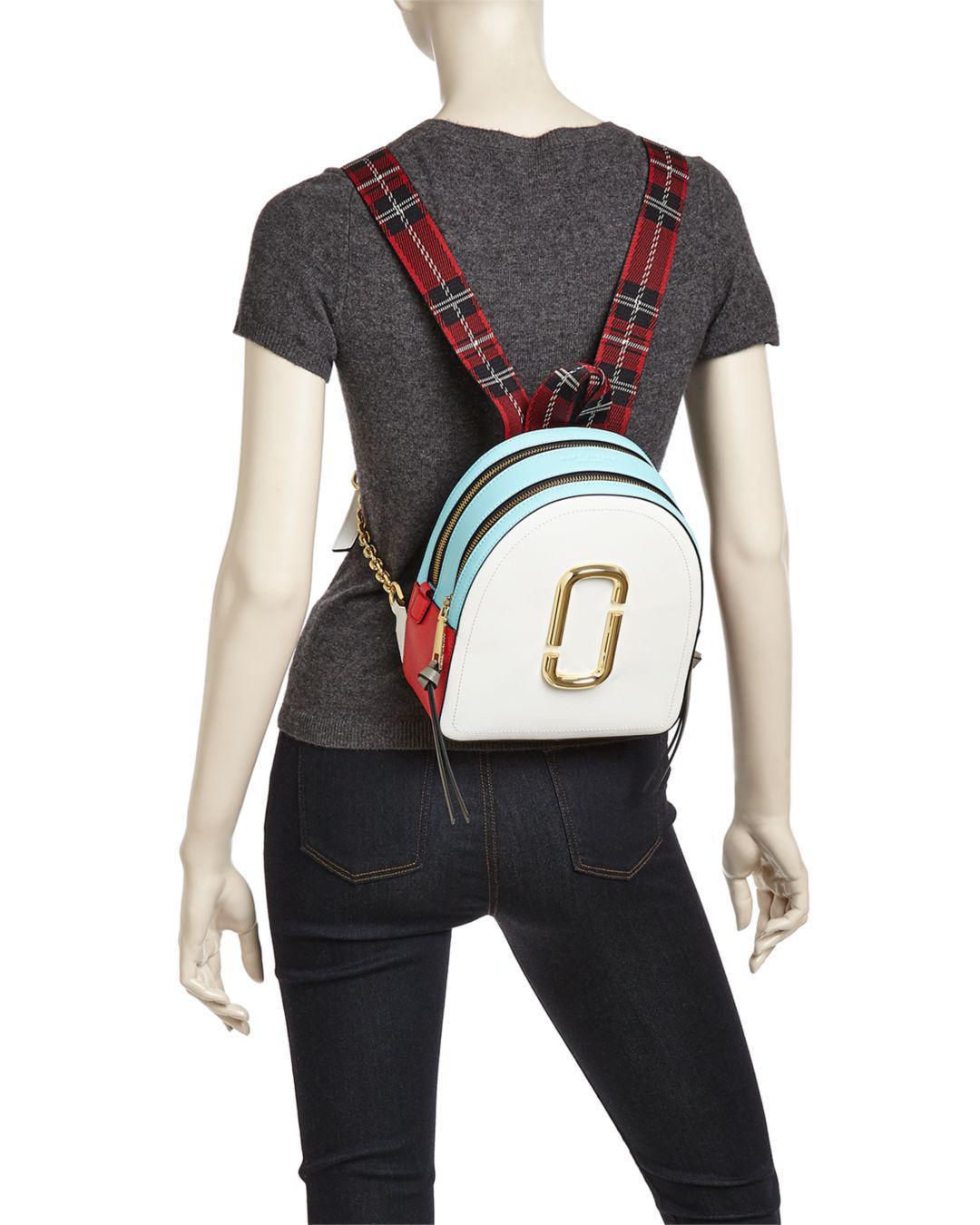 4df1ed4b705e Lyst - Marc Jacobs Pack Shot Mini Backpack