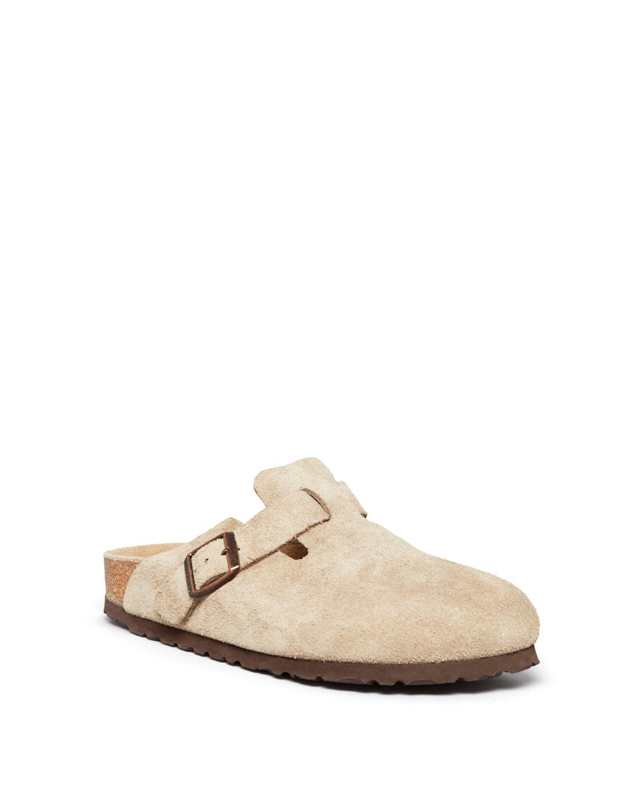 cykzcz54PL Womens Boston Suede Mules oRDdvbofyP