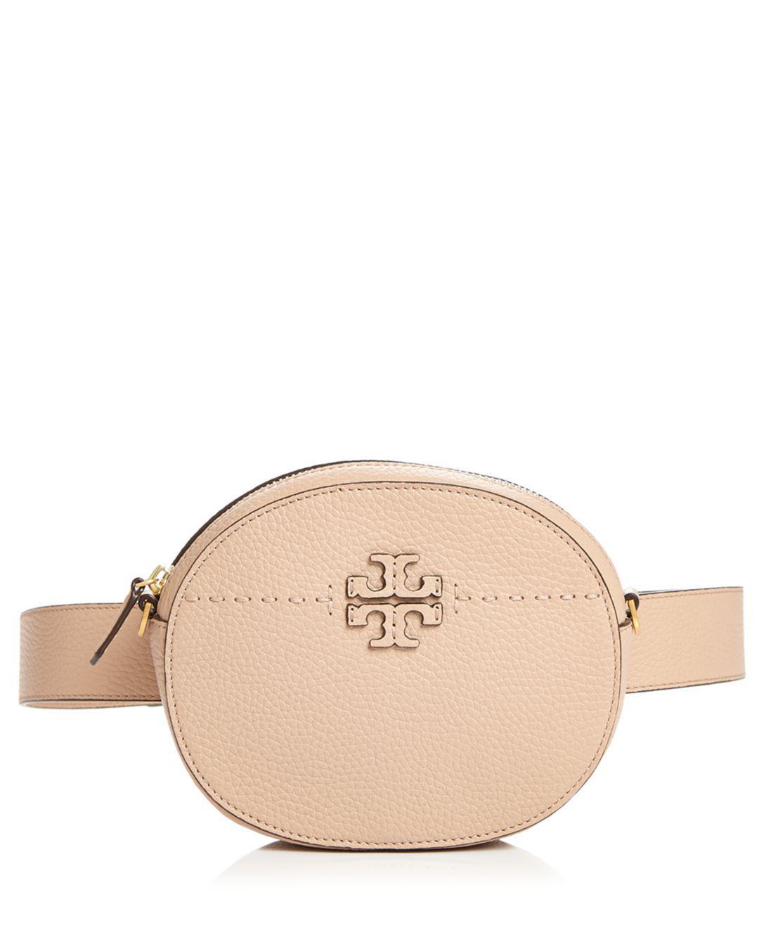 b648a87e5c72 Tory Burch. Women s Mcgraw Round Leather Convertible Crossbody