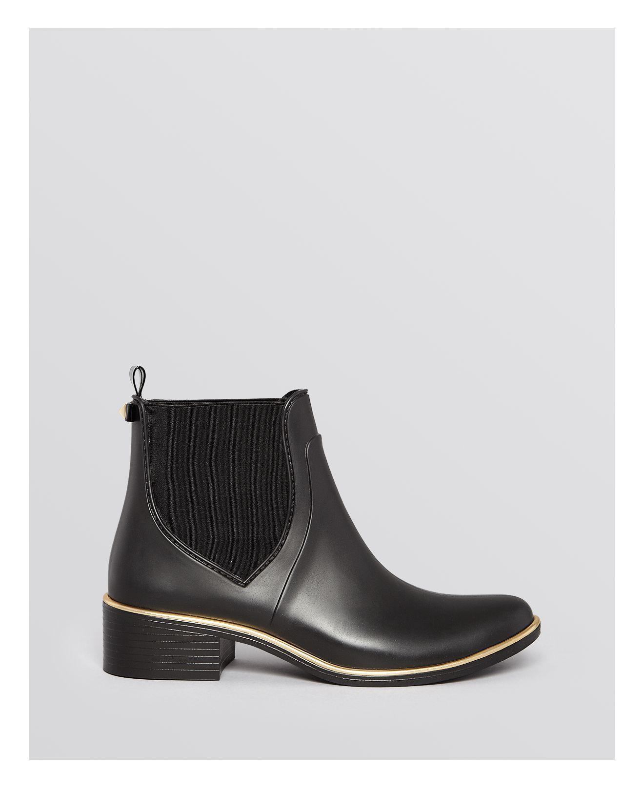 Lyst - Kate Spade New York Sedgewick Rain Booties In Black-9735