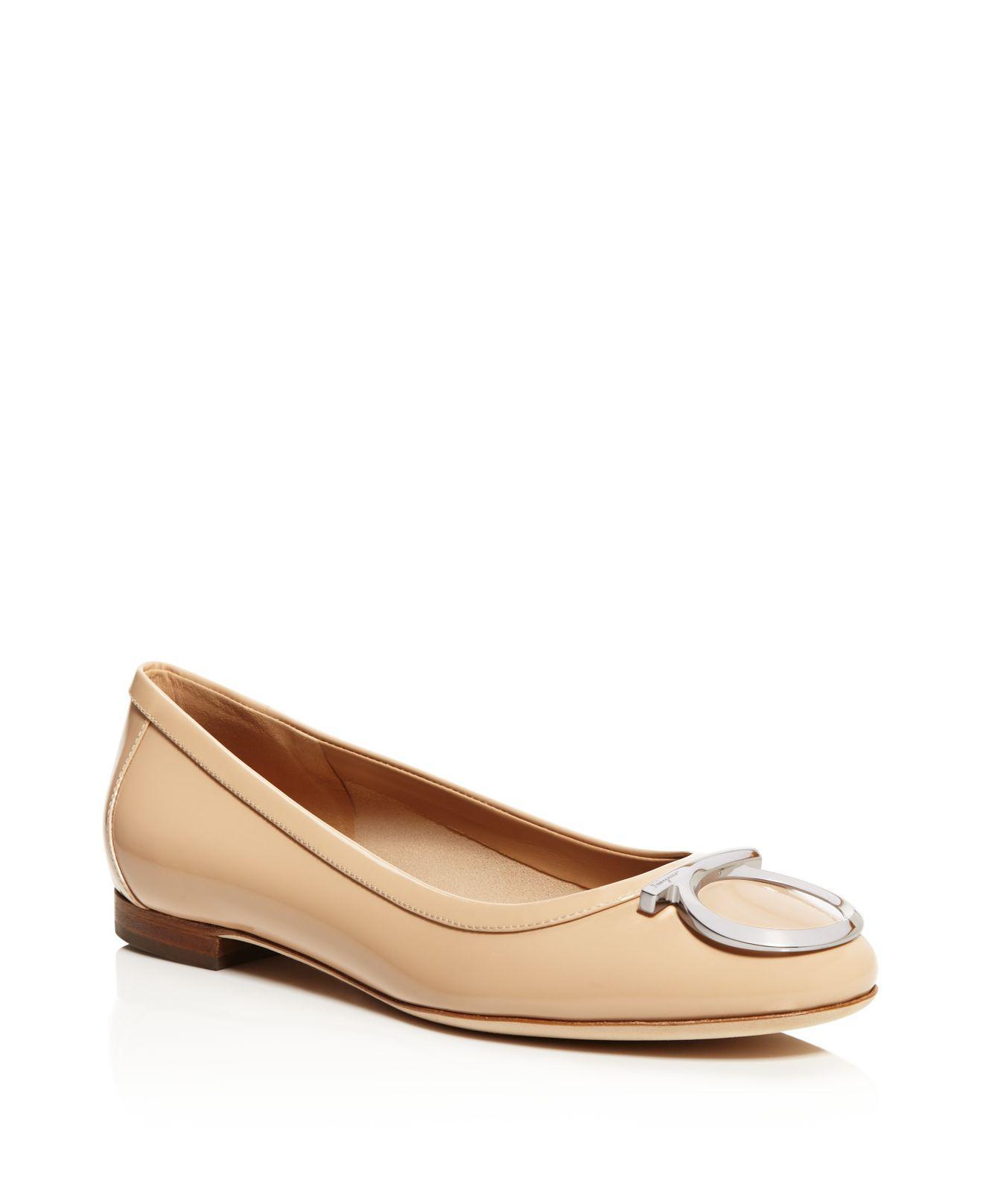 Bloomingdales Flat Shoes