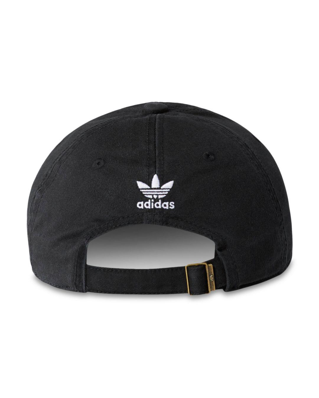 50b15bf6cf8 adidas Hat in Black for Men - Save 5% - Lyst