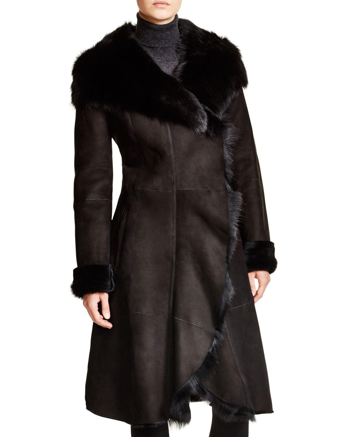 Shop Women&39s Maximilian Coats from $595 | Lyst