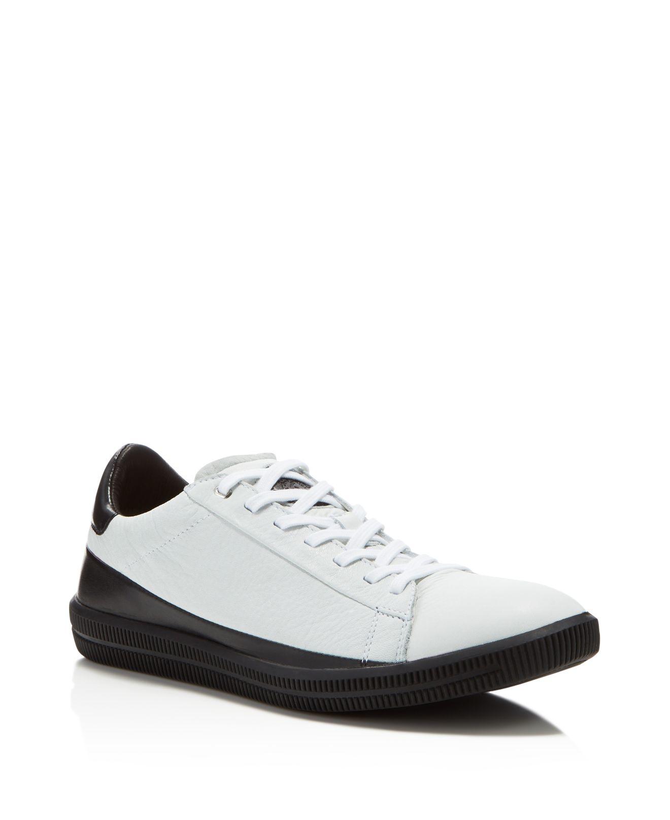 diesel dyneckt snaptik sneakers in white for men white