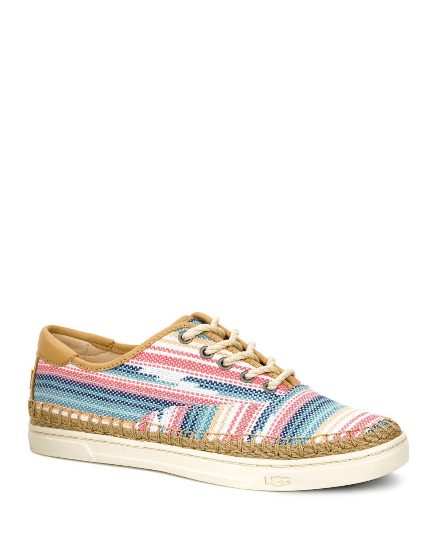 d1dc7a30802 Lyst - UGG Eyan Ii Serape Sneakers