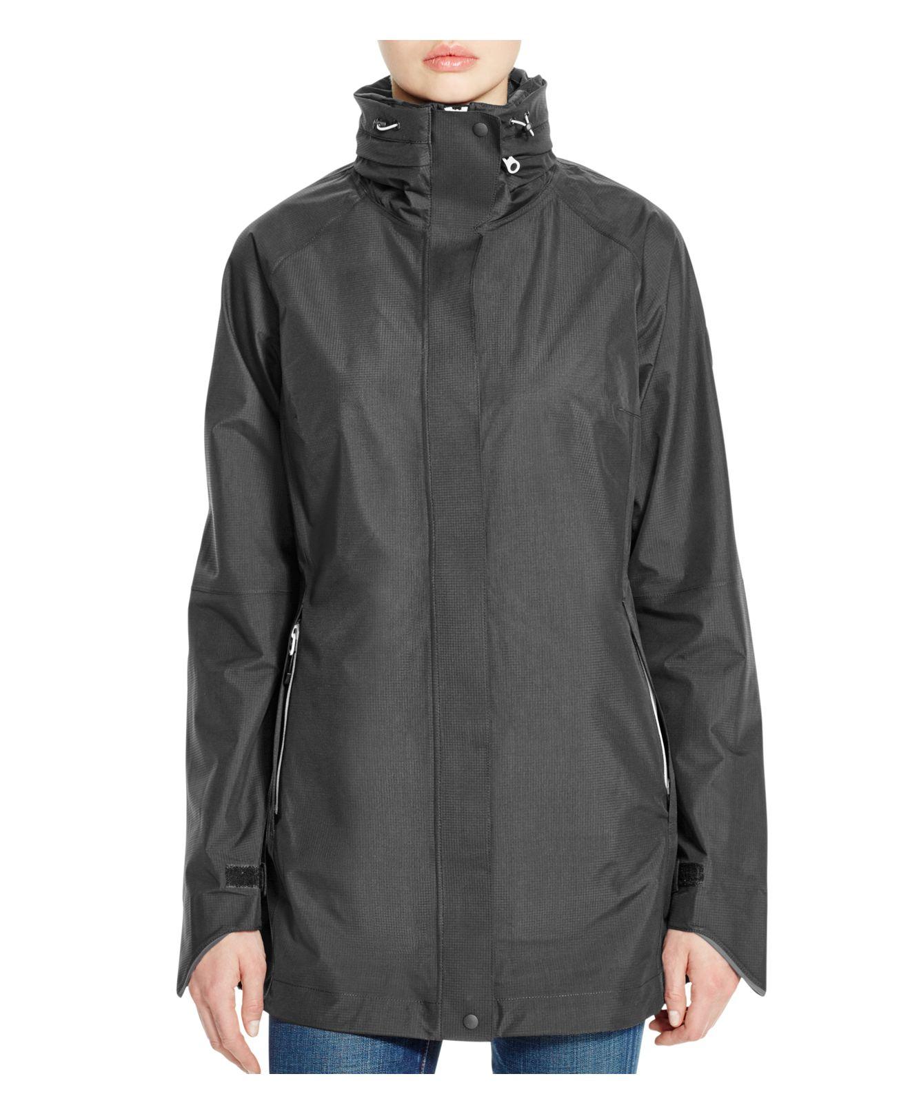 Canada Goose' Hayward Shell Raincoat - Charcoal