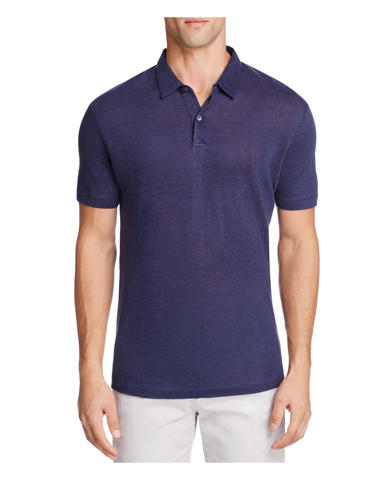 Theory Zephyr Bron Slim Fit Polo Shirt 100 Bloomingdale