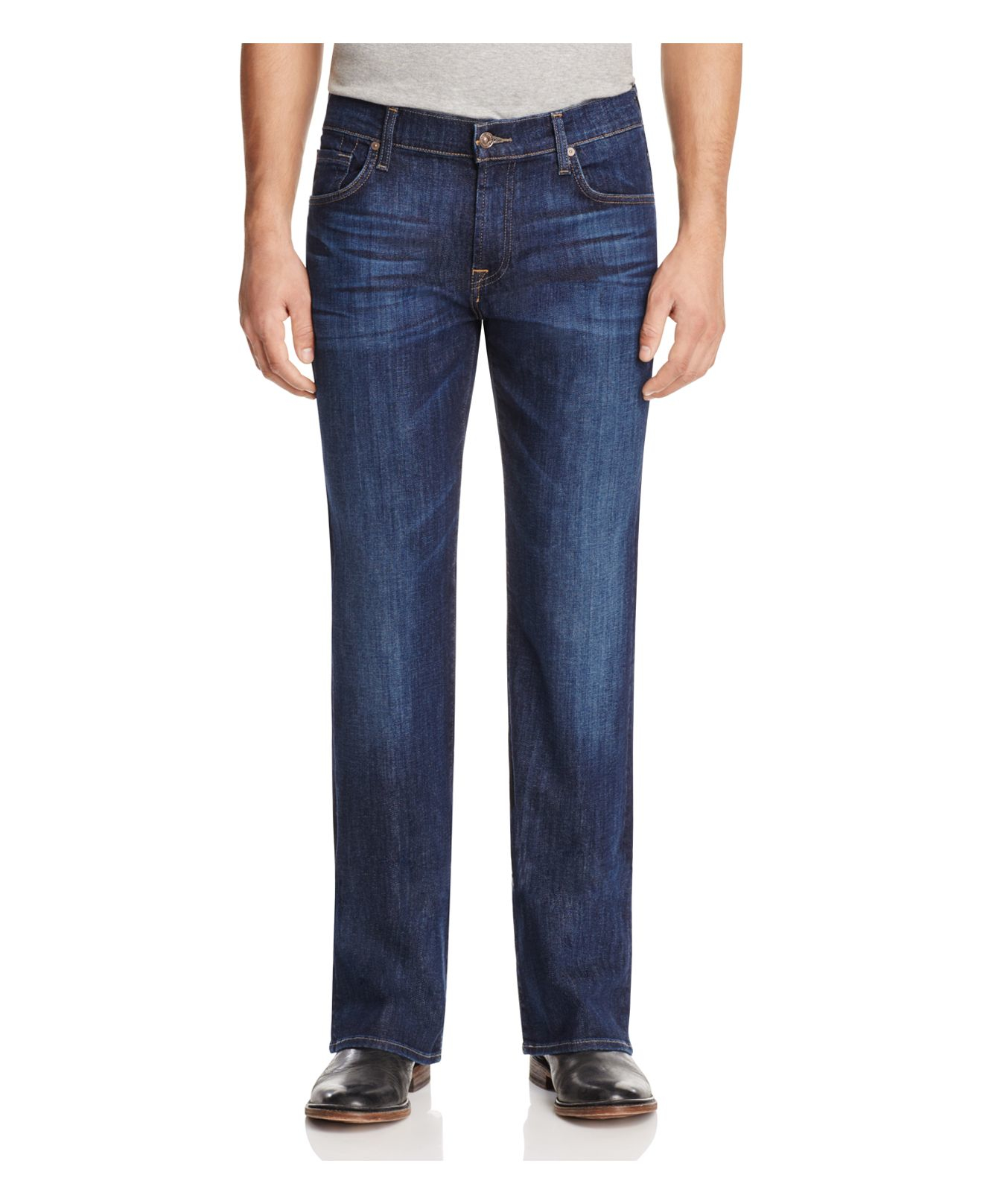 American Eagle Outfitters has been producing the finest quality jeans for over 40 years. We have an endless variety of washed and worn denim, but most jeans start out dark.