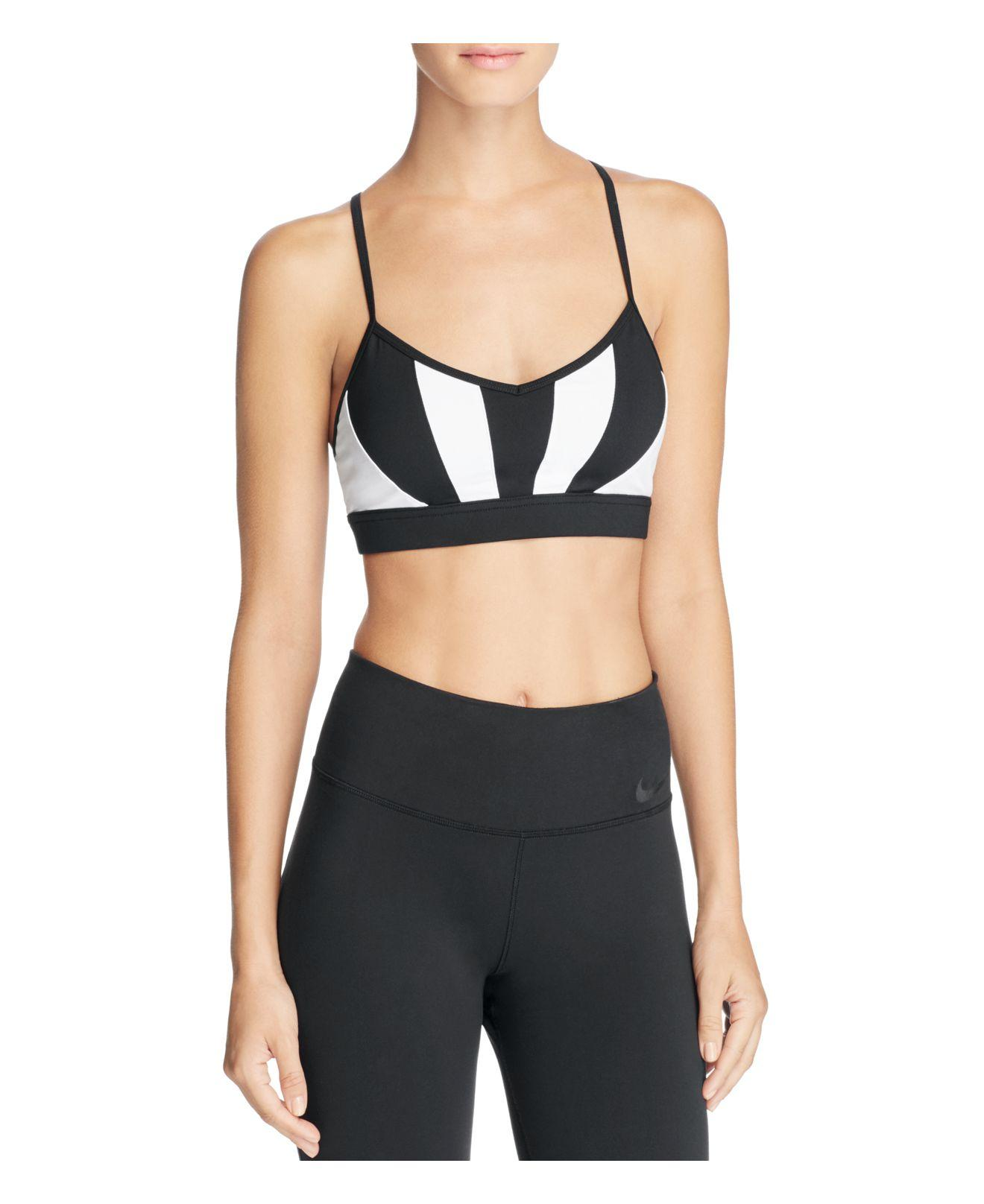 Alo Yoga Radiance Sports Bra In Black