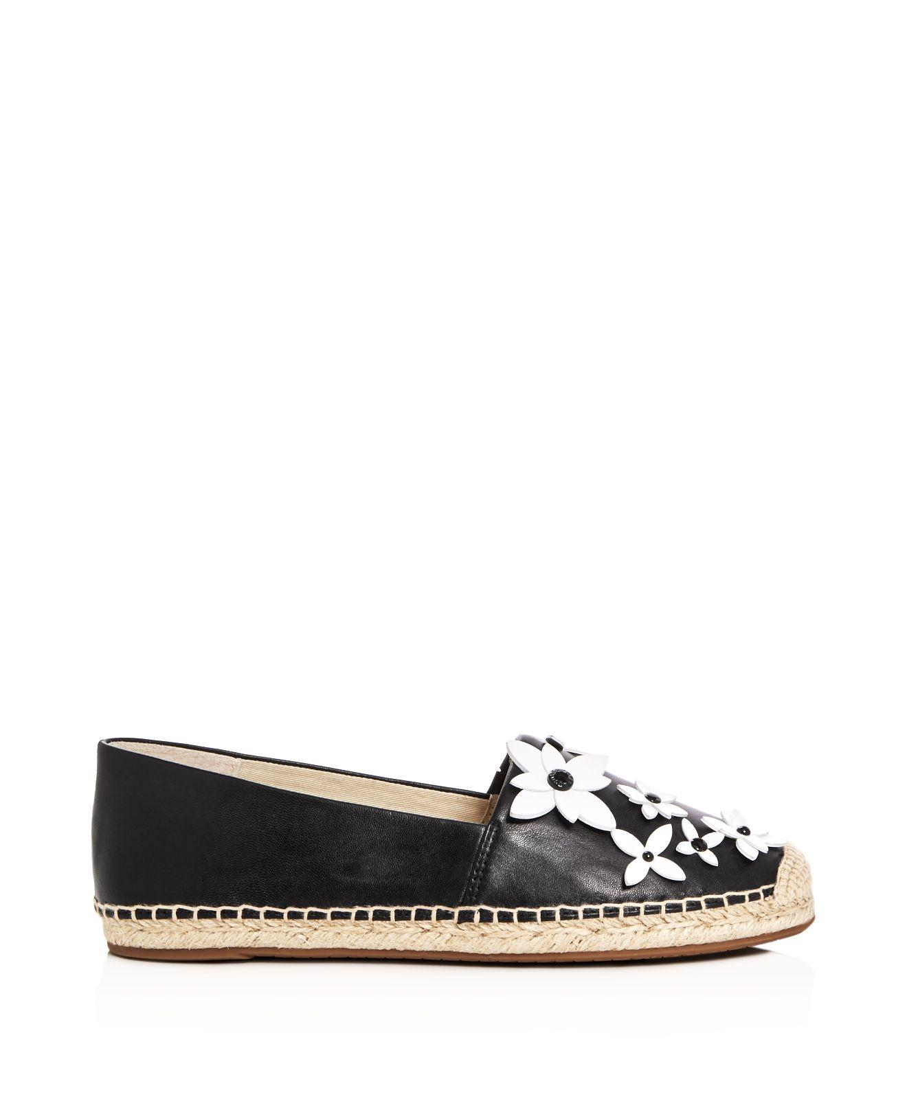 Nicole Shoes White Floral Sandals