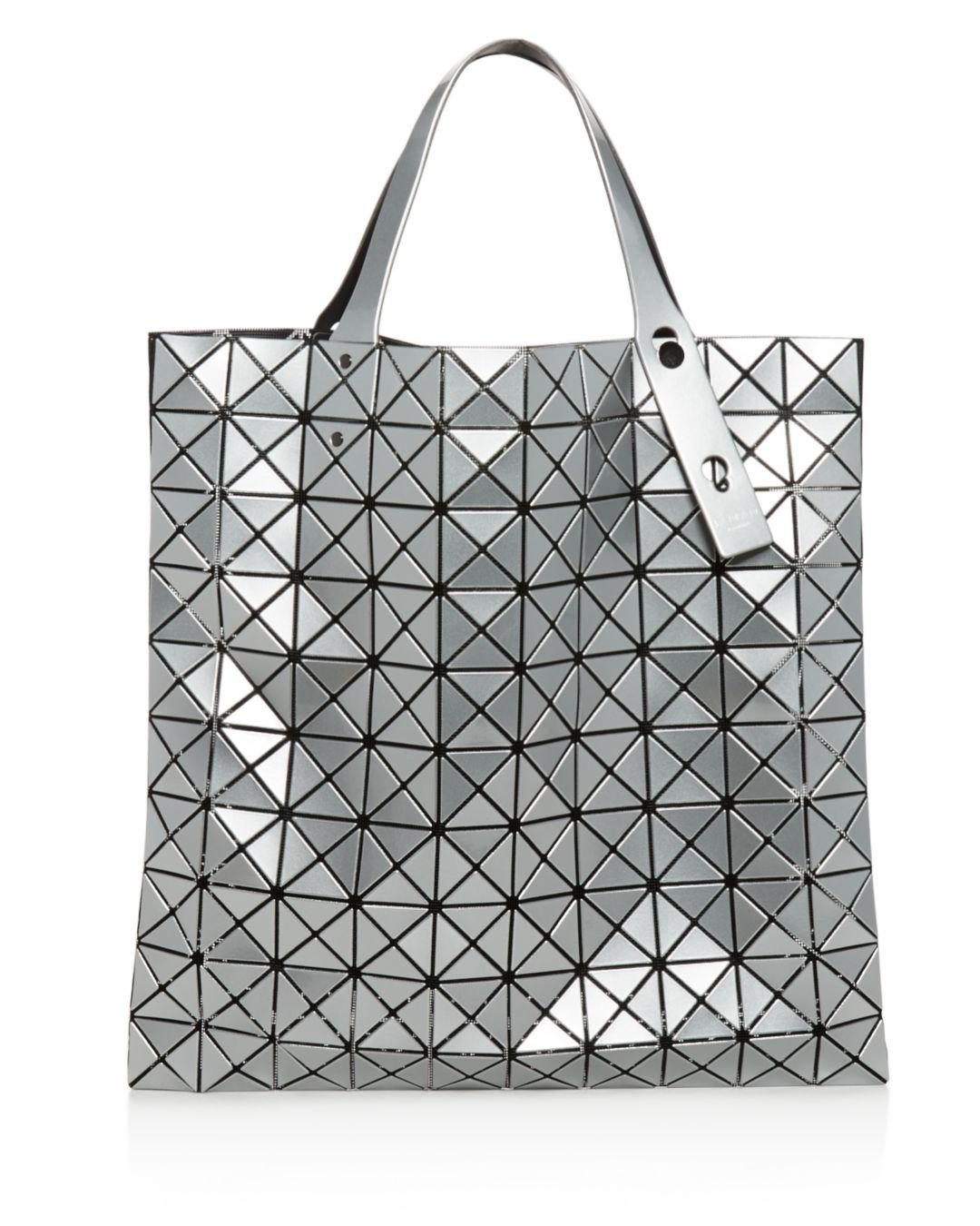 Lyst - Bao Bao Issey Miyake Prism Tote Bag in Metallic - Save 72% 6dc9c0aa56a6d