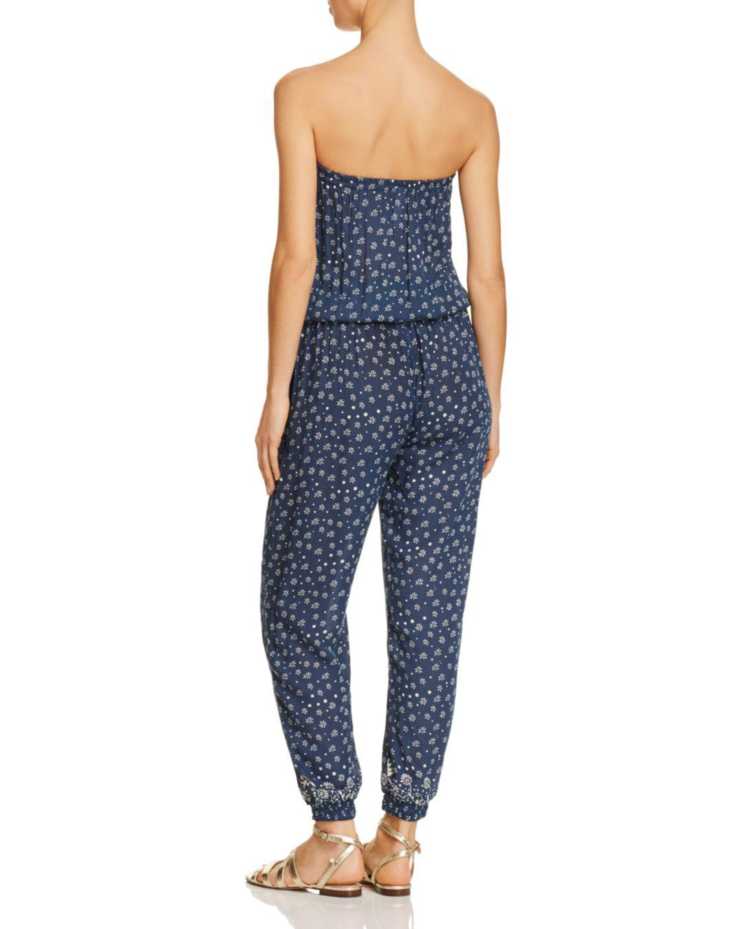 8a1efd91541d Cool Change Brooke Jumpsuit Swim Cover-up in Blue - Lyst