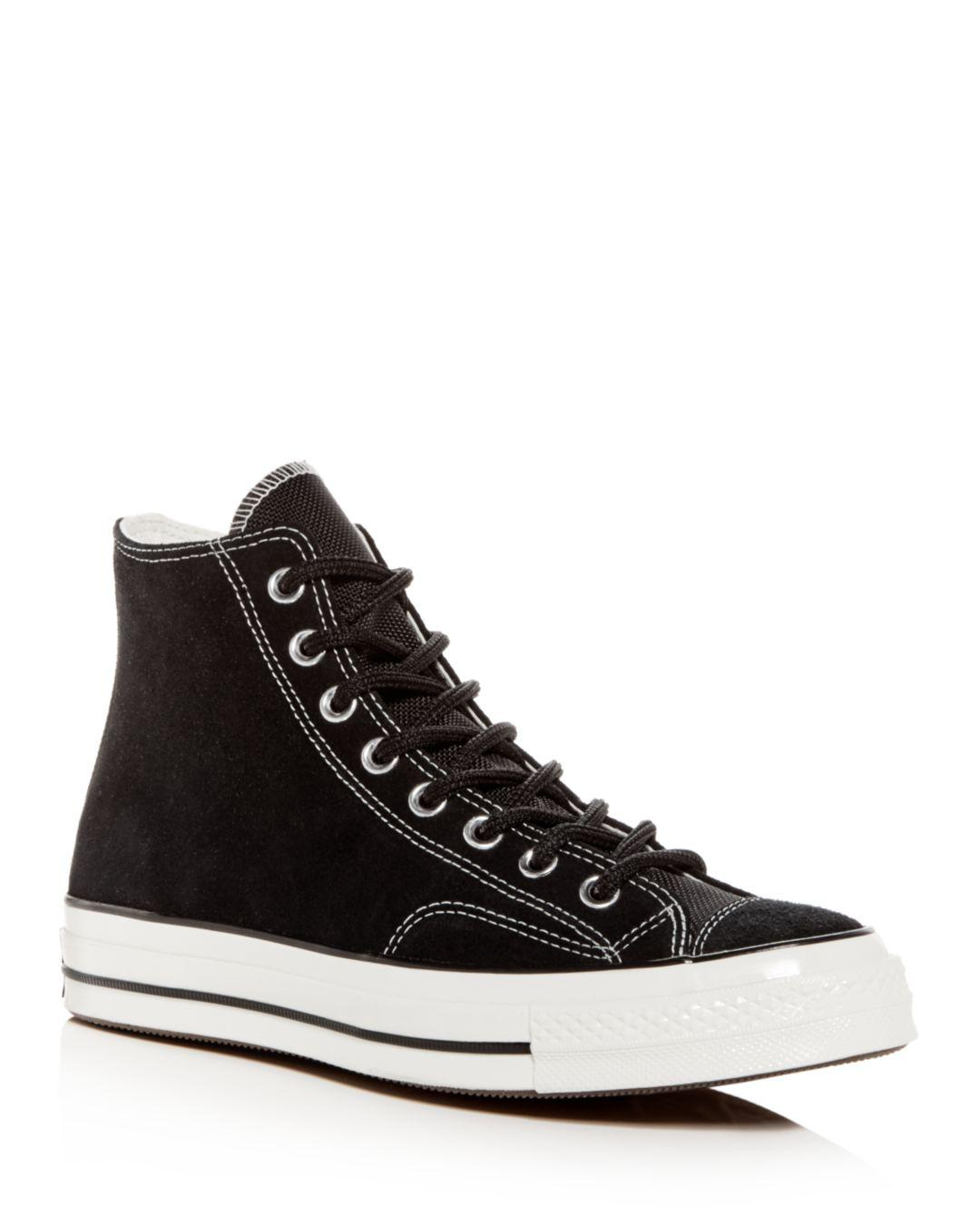 8735108f12e392 Converse Men s Chuck Taylor All Star 70 Suede High-top Sneakers in ...