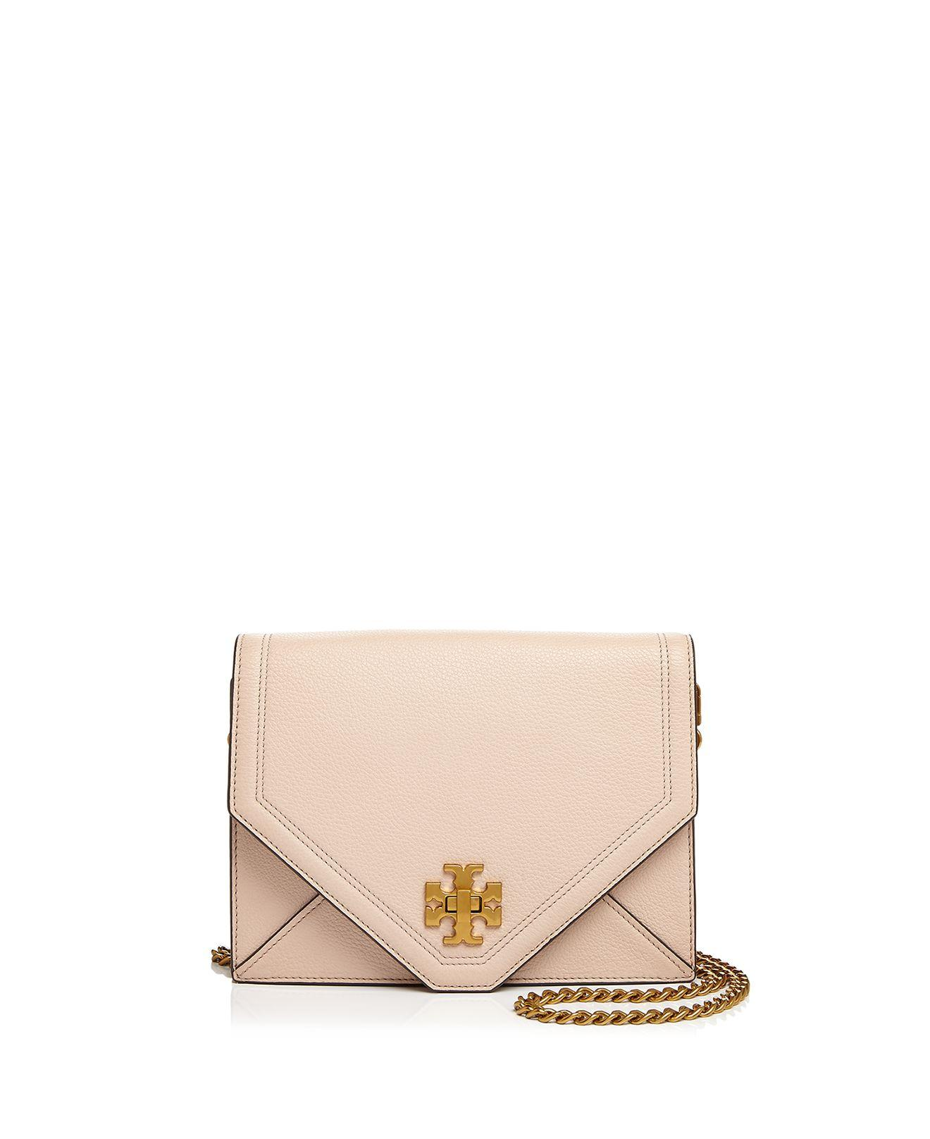 bed6694ac17 Lyst - Tory Burch Kira Leather Crossbody