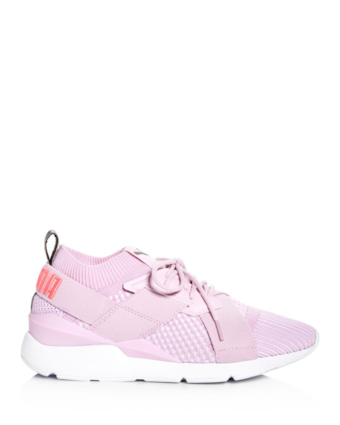 Evoknit rosas Orchid Muse zapatos PUMA Winsome 1wpvfwq