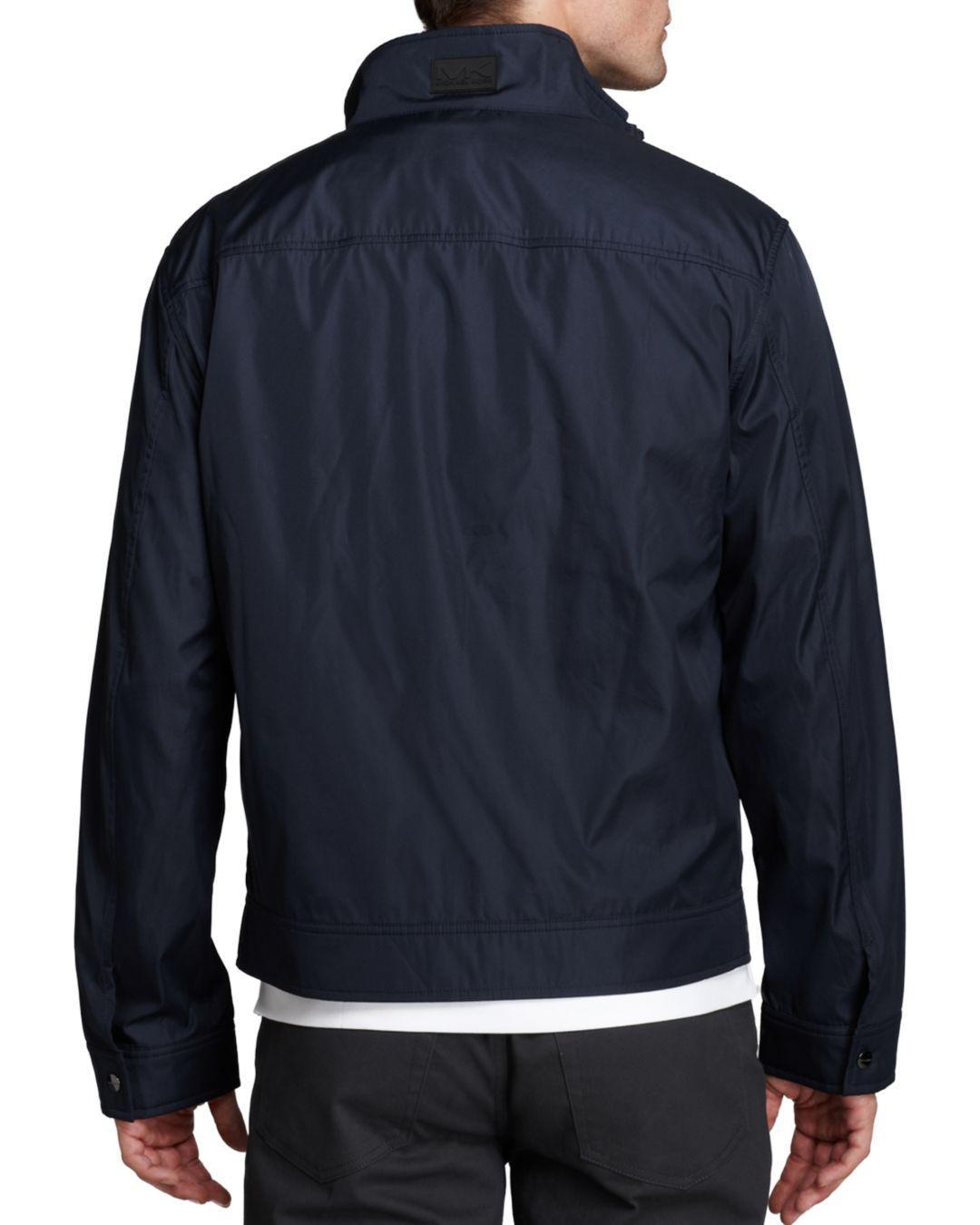 43749b28faf3 Michael Kors 3-in-1 Track Jacket in Blue for Men - Lyst