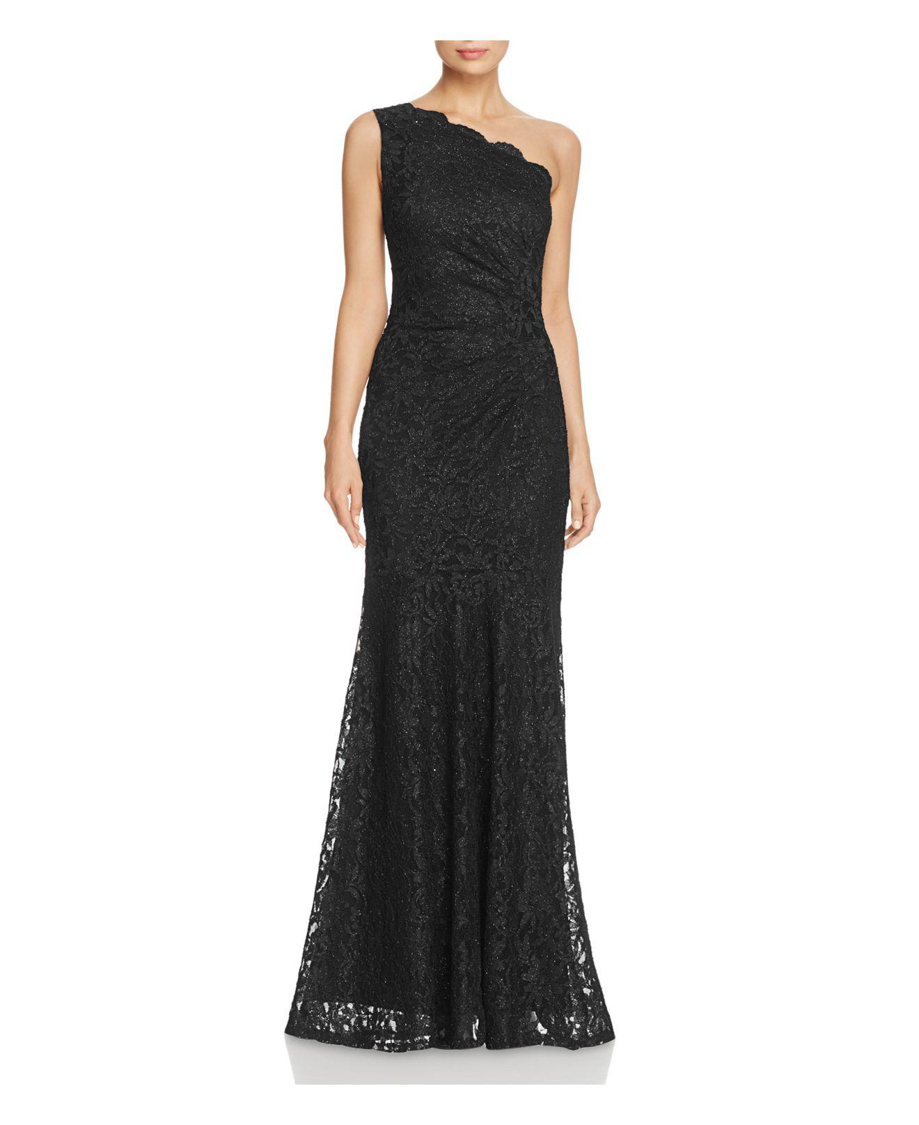 Decode 18 illusion cocktail gown dress