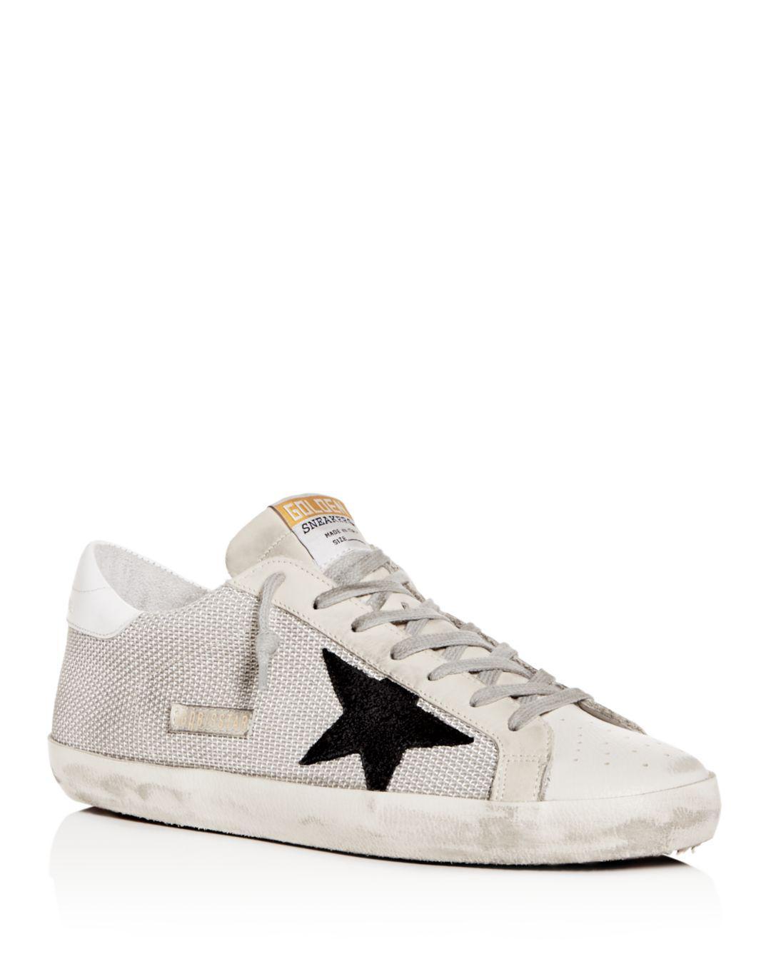 4515e514854b Lyst - Golden Goose Deluxe Brand Men s Superstar Low-top Sneakers in Gray  for Men