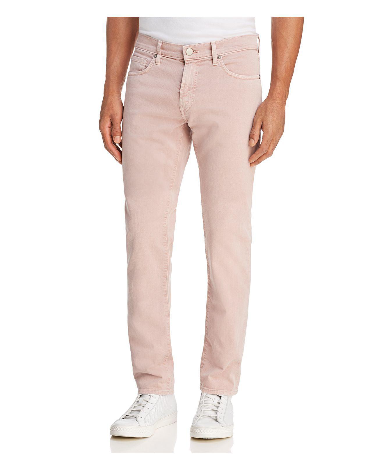 Tyler fit jeans - Pink & Purple J Brand KK8NZ5b