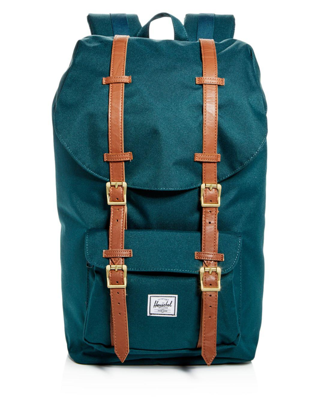 2ae62a067c7 Herschel Supply Co. Classic Little America Backpack in Blue for Men ...