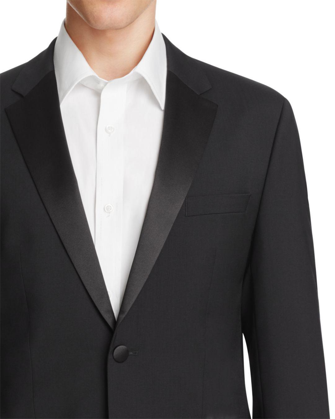 4c9b22bb3 BOSS Stars Glamour Tuxedo Suit - Regular Fit in Black for Men - Lyst