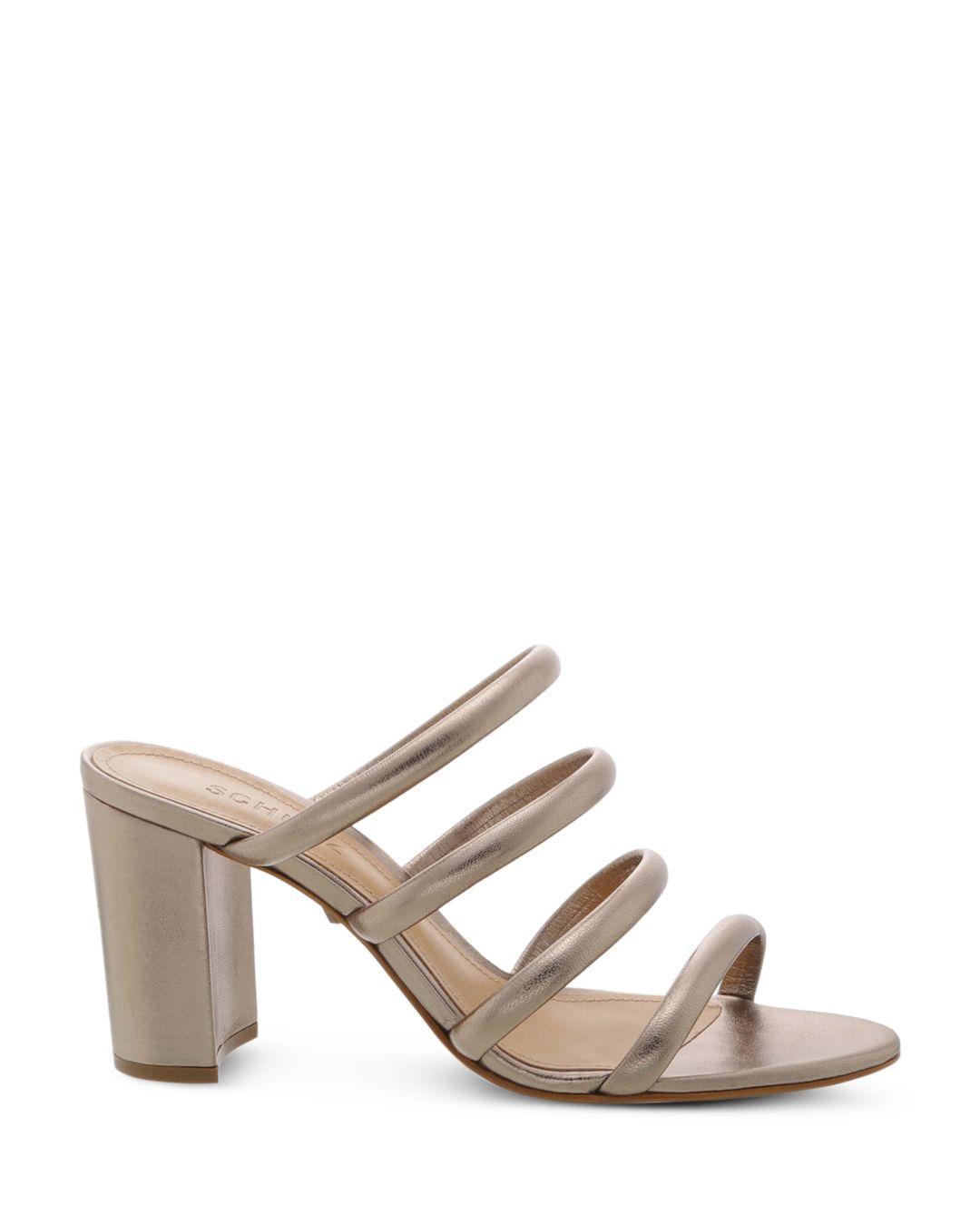 75c09470fd43 Lyst - Schutz Women s Felisa High-heel Sandals