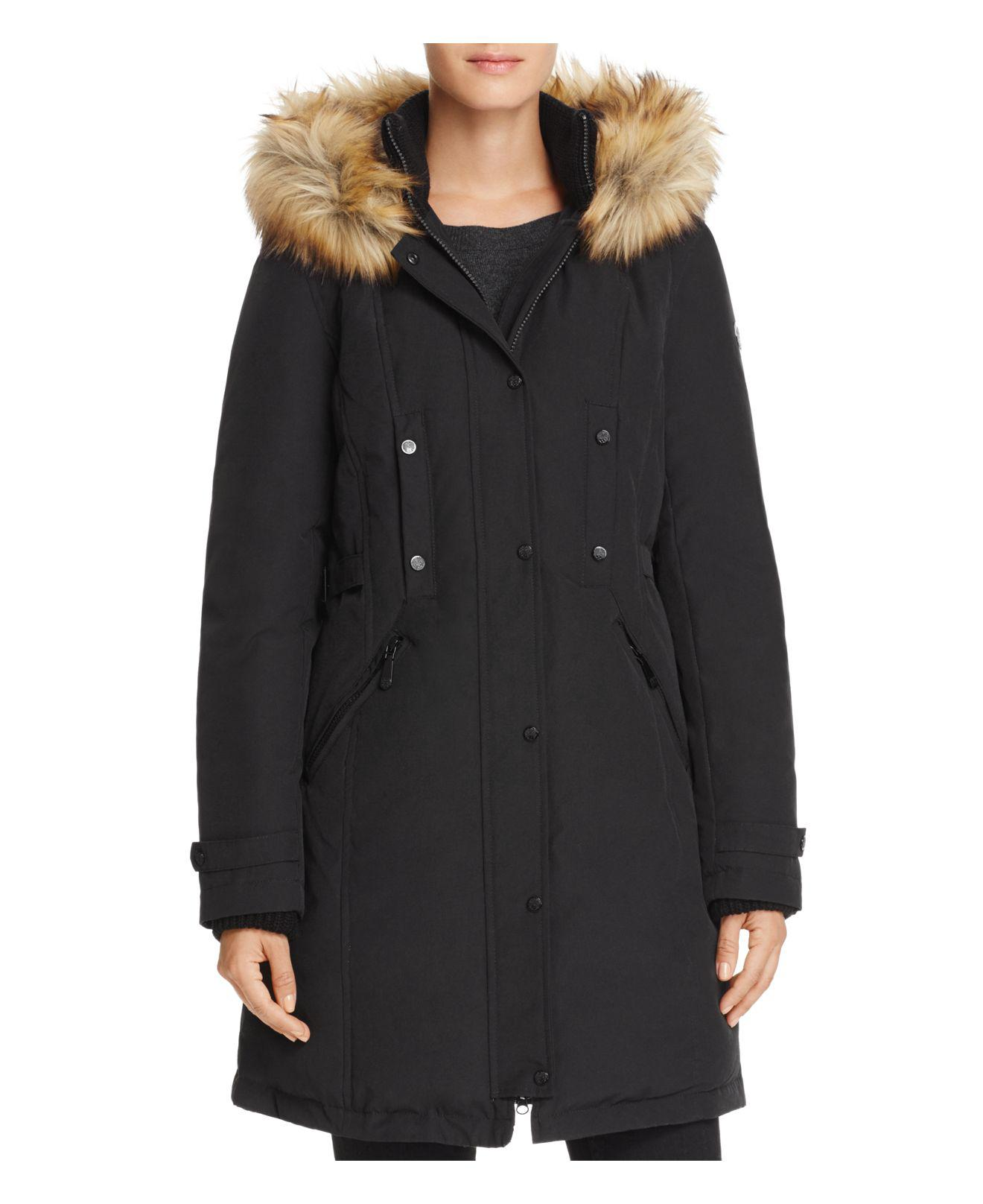 COATS & JACKETS - Faux furs Poéme Bohémien Fashionable Cheap Online E4KI2gC