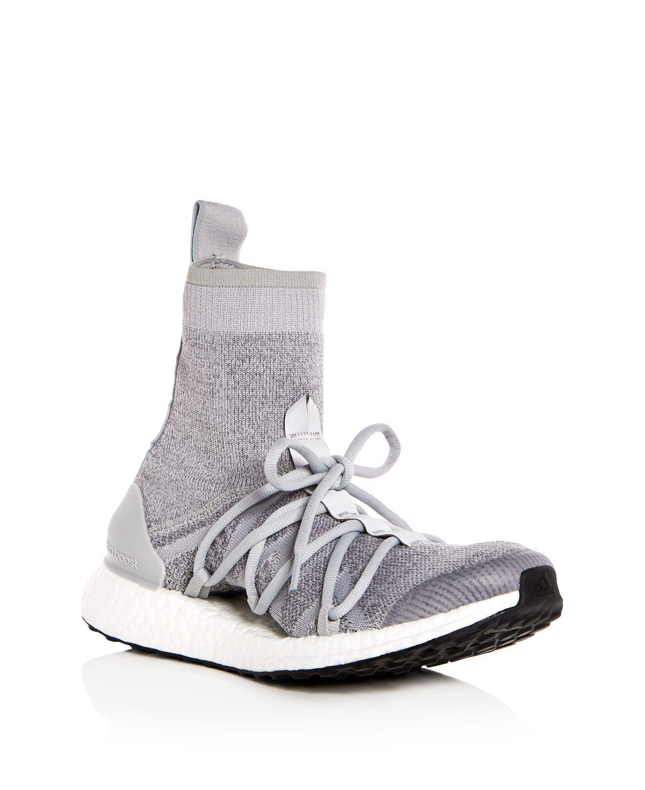Ultra impulso x hightop sock scarpe adidas da stella mccartney