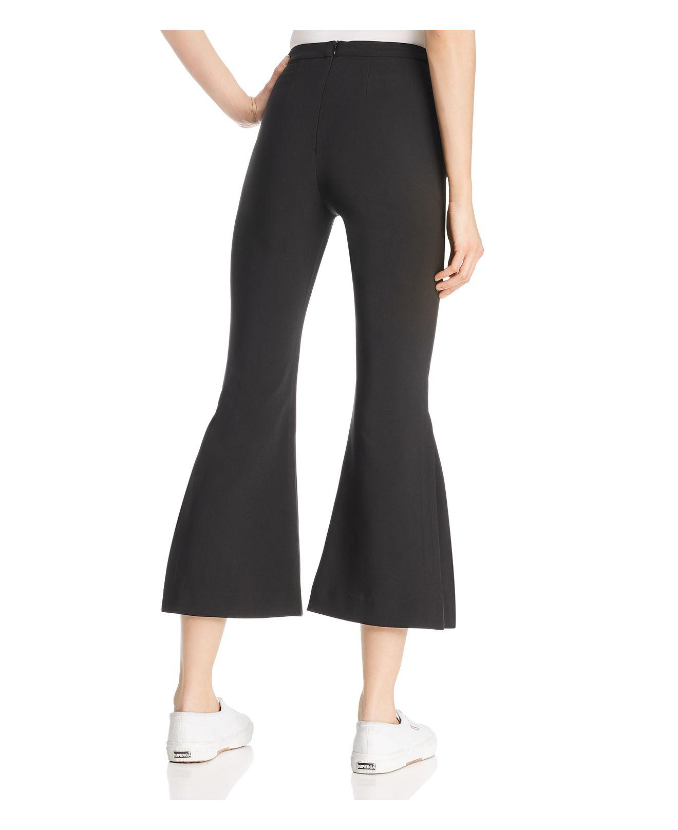 Huntr Cropped Trousers - Black Finders Keepers UPzcX33Vpg