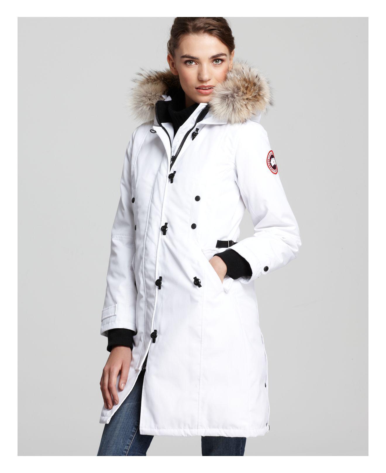 837306636c26 Canada Goose Womens Kensington Jacket