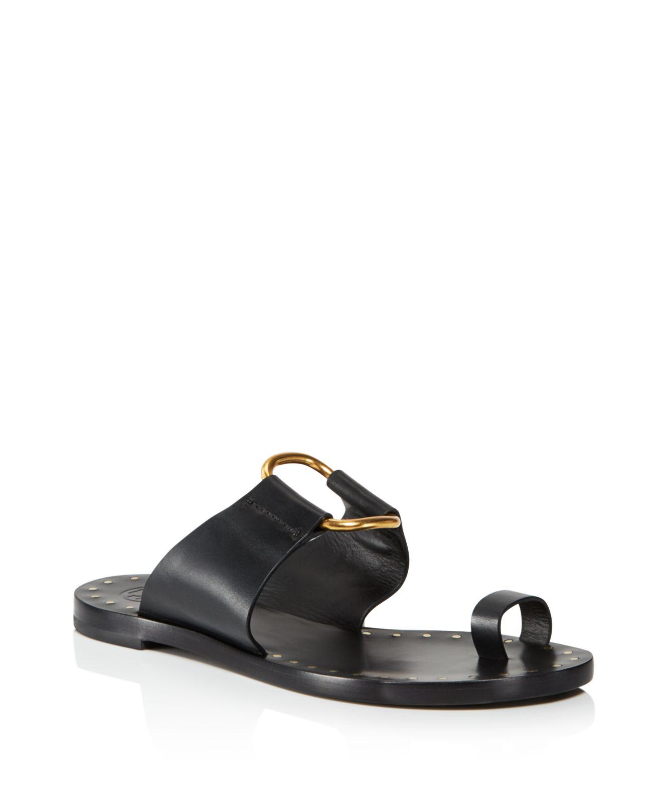 Tory Burch Women's Brannan Studded Leather Sandals JcsTC4TKT