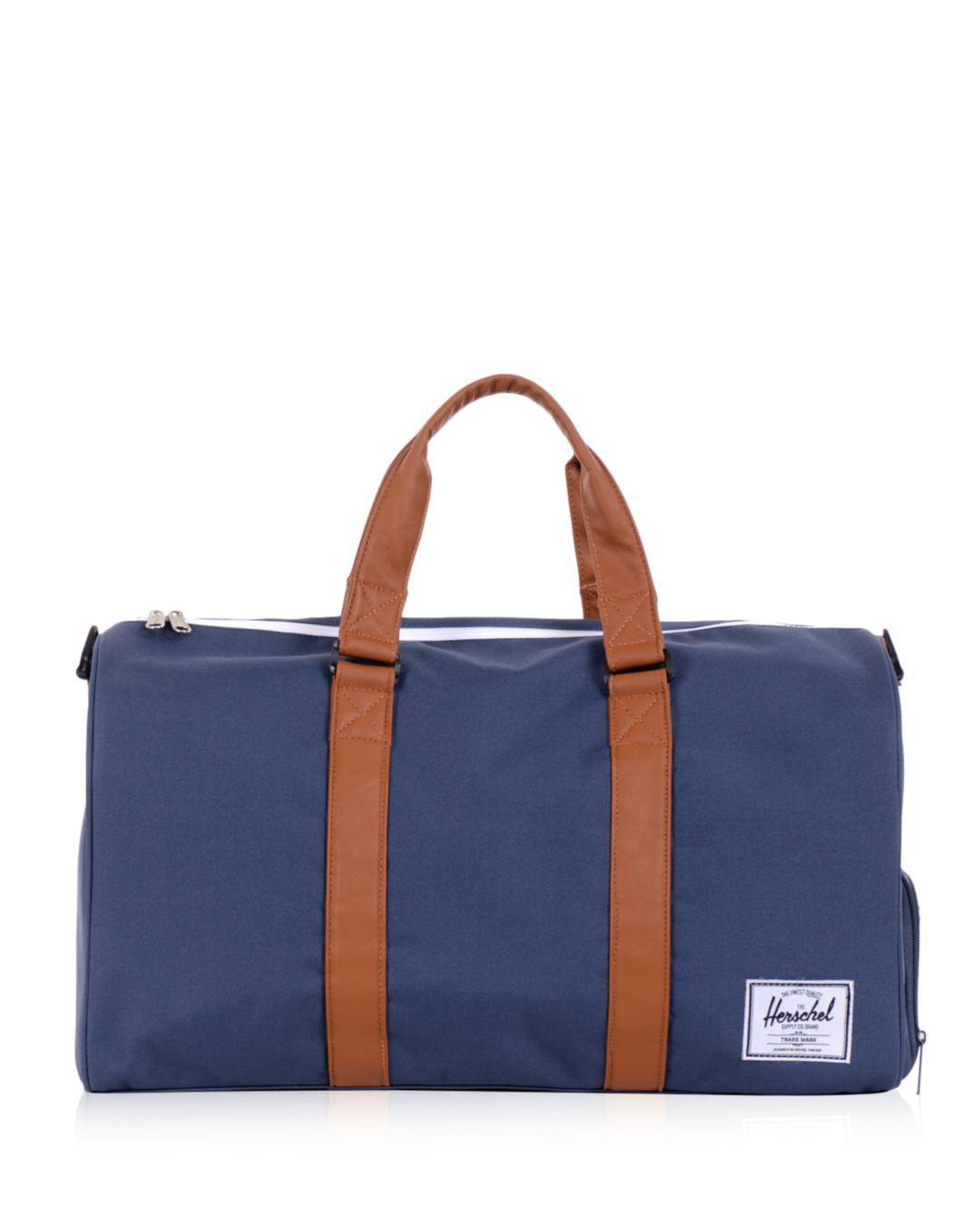 d88a795daf Lyst - Herschel Supply Co. Novel Duffel in Blue for Men