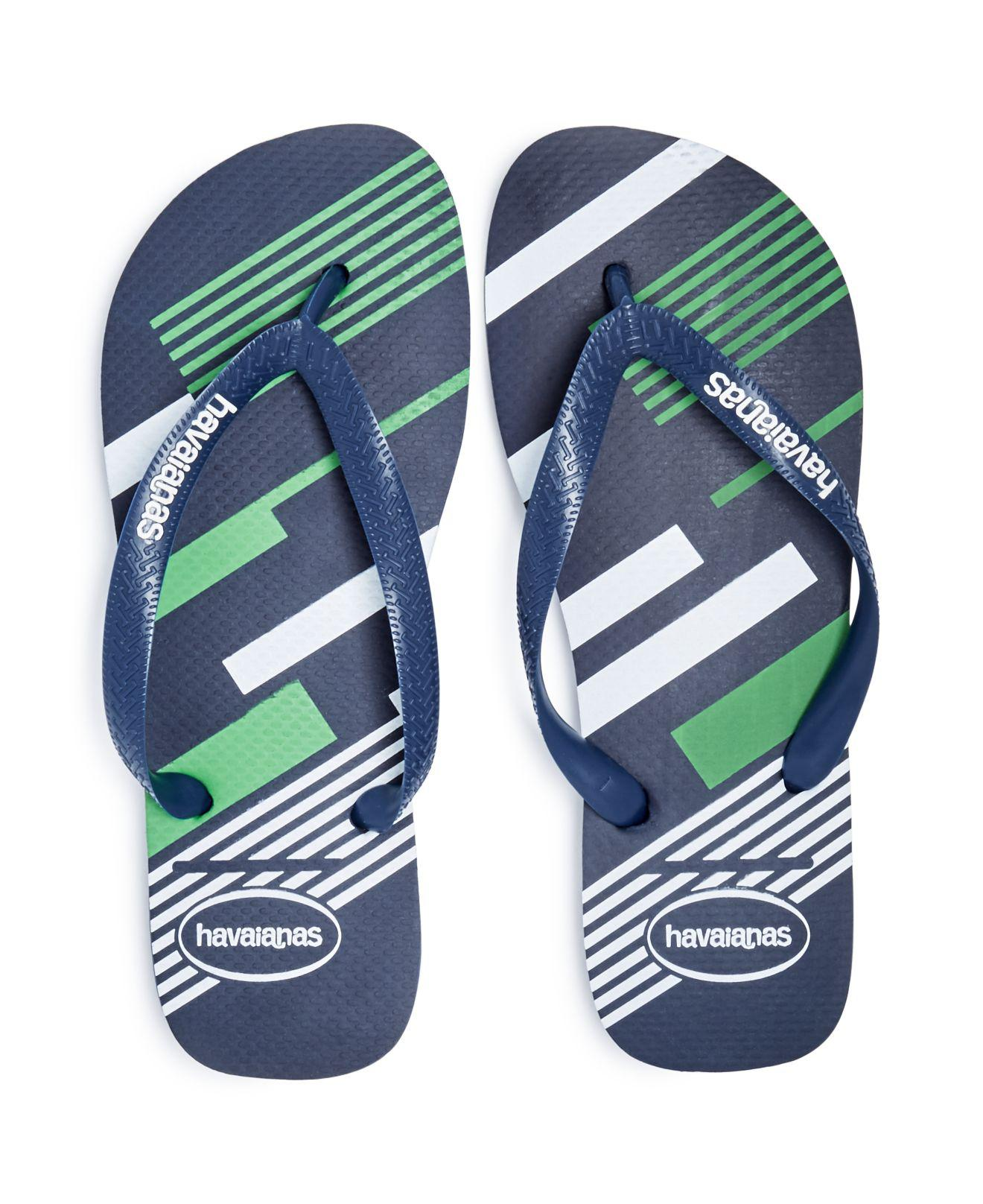 1d4d27e18e244 Lyst - Havaianas Men s Top Trend Flip-flops in Blue for Men
