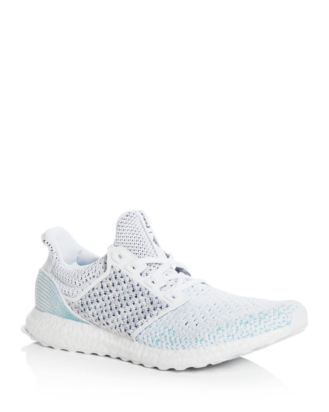 c4ae32b4e78faf Lyst - adidas Men s Ultraboost Parley Knit Lace Up Sneakers in White ...