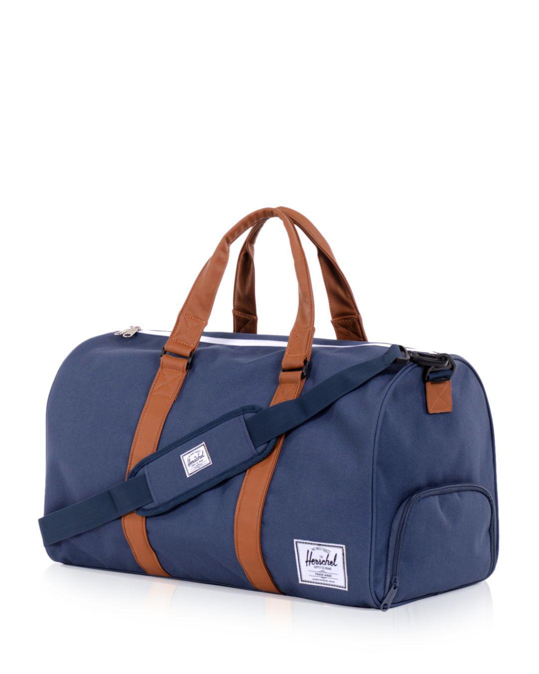68afedbebe3c Lyst - Herschel Supply Co. Novel Duffel in Blue for Men