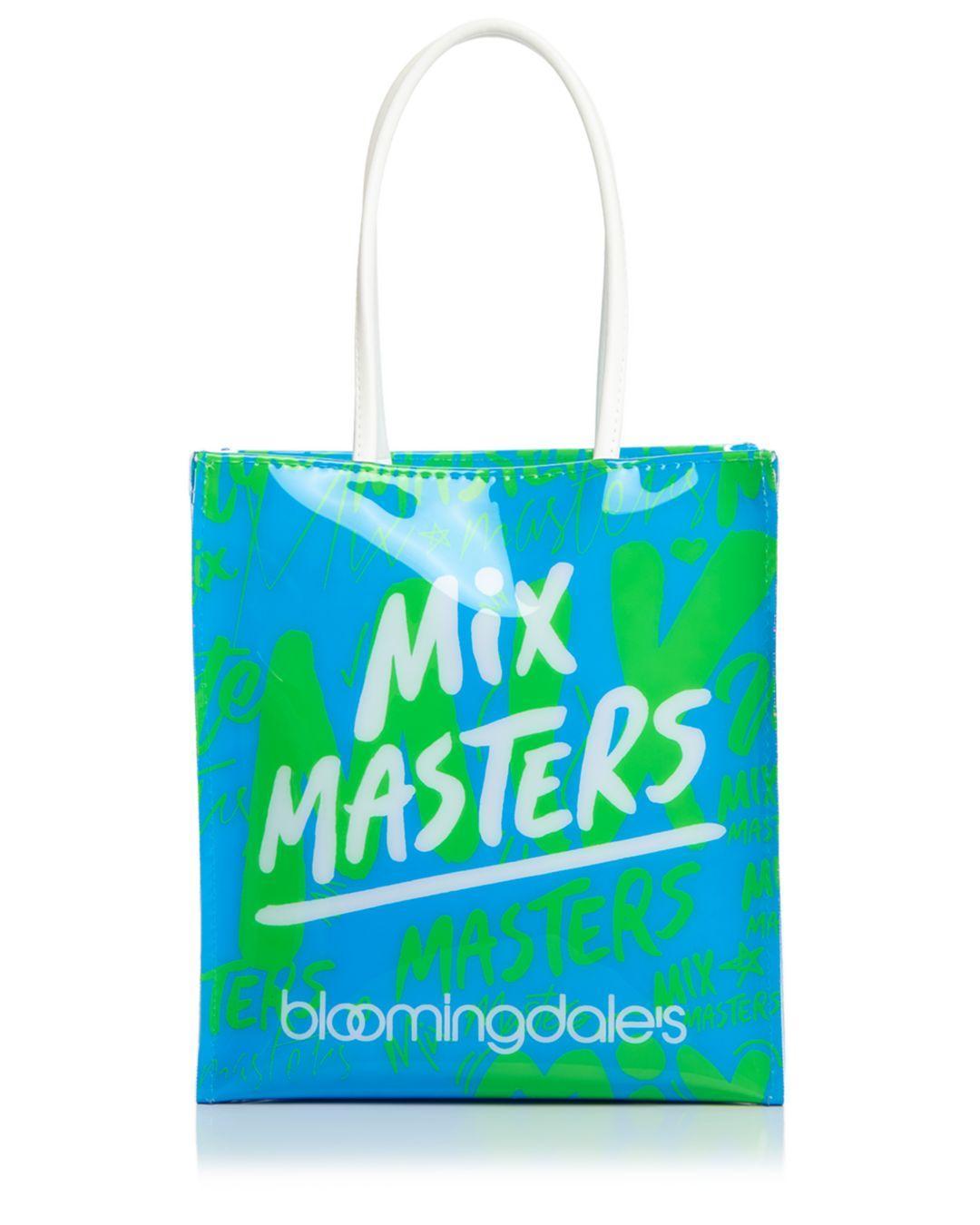 b2ce6e677fd Bloomingdale's - Blue Mix Master Tote Bag - Lyst. View fullscreen