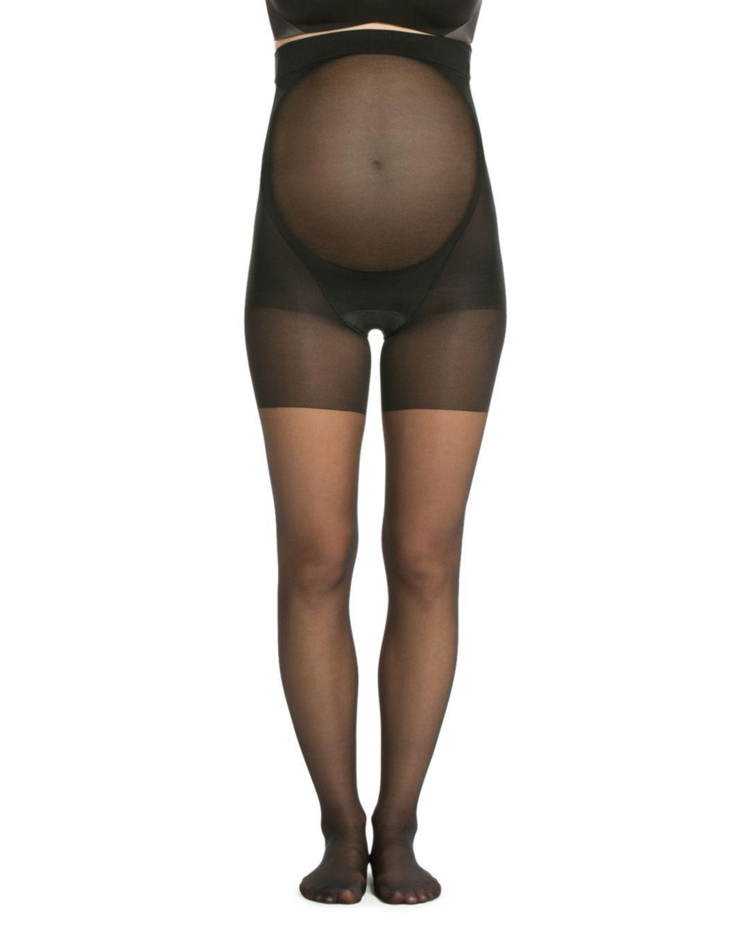 7cfeec6ed76a0 Spanx - Black Mama Maternity Tights - Lyst. View fullscreen