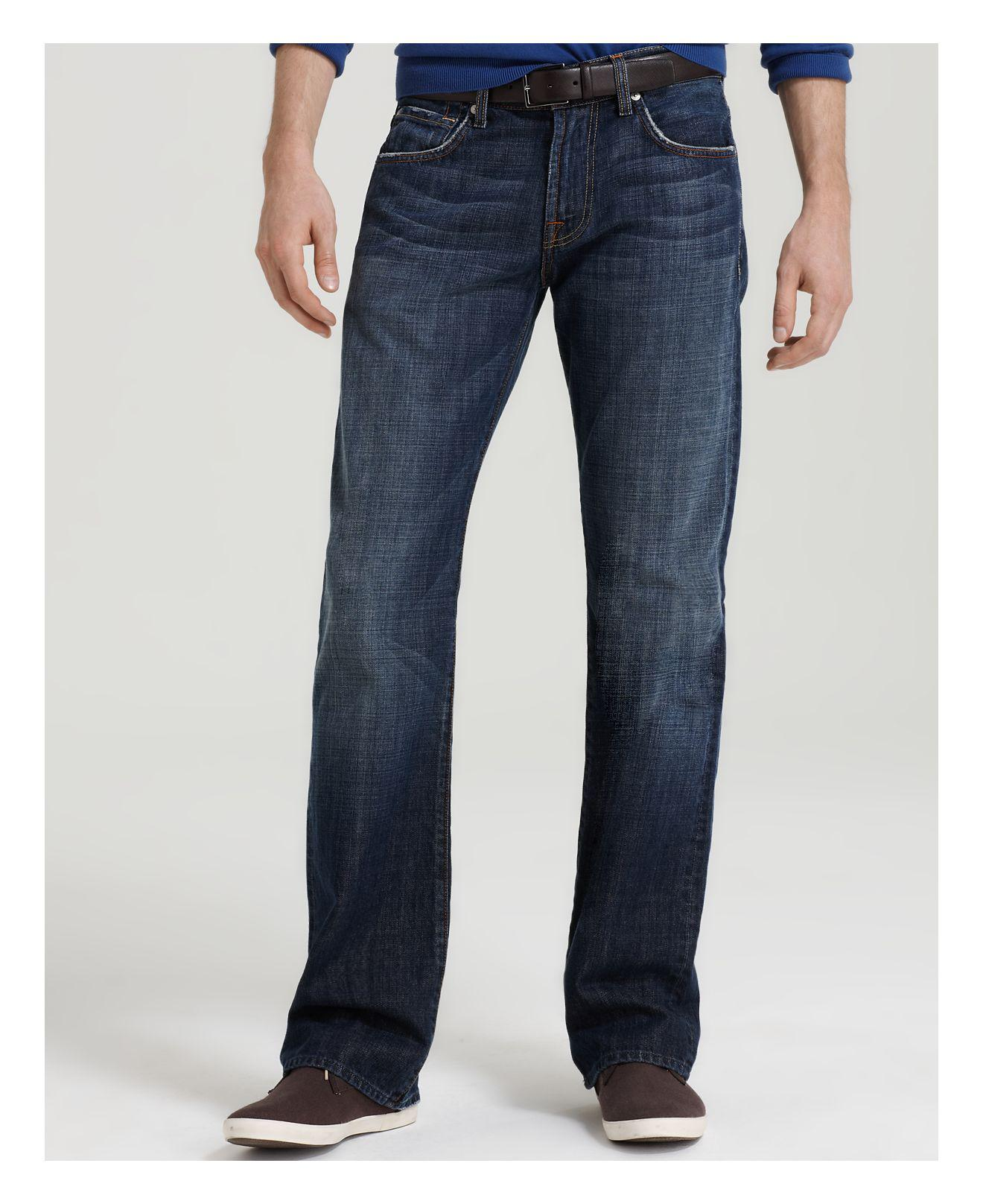 Brett' bootcut jeans (new york dark)