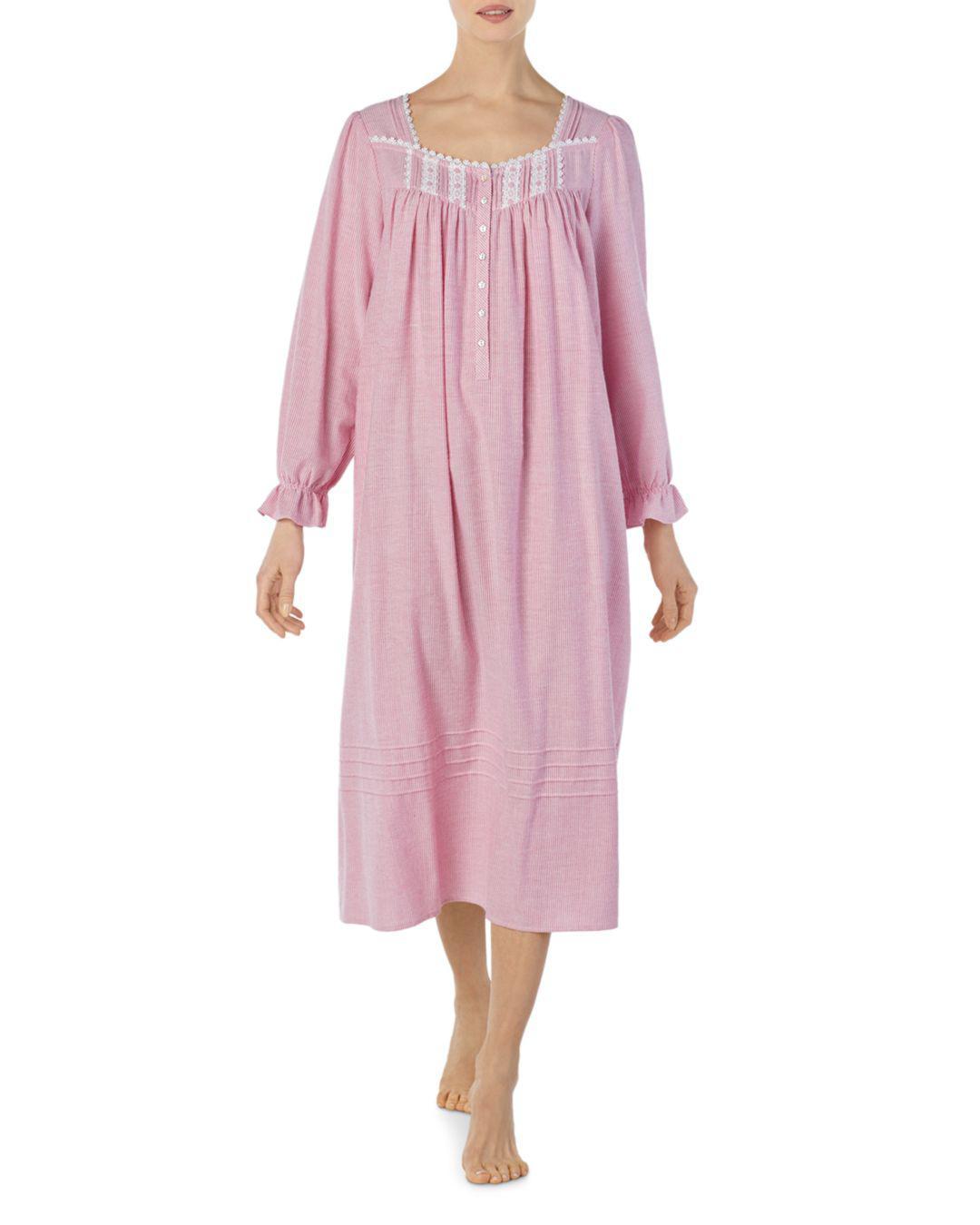 5c881f6681 Eileen West. Women s Ballet Long Sleeve Nightgown
