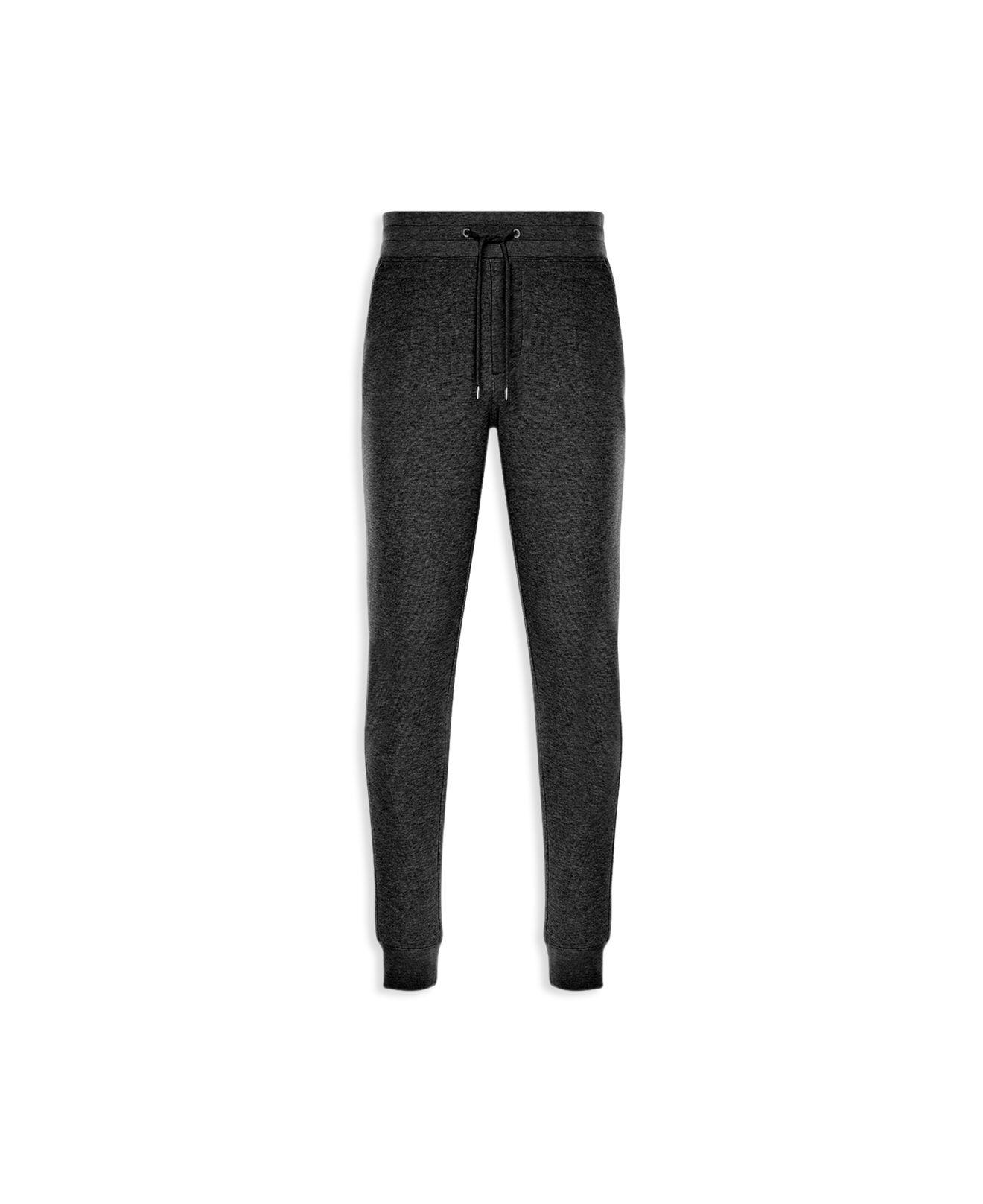 Moncler. Men's Black Jogger Sweatpants