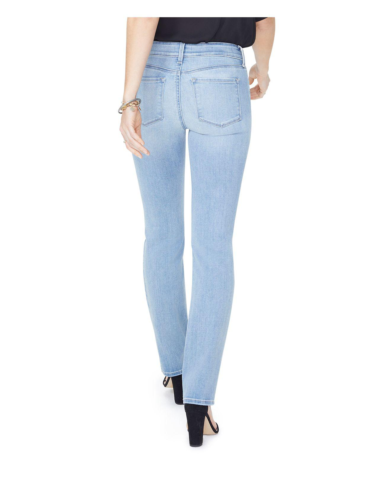 Top Quality For Sale Marilyn Straight in Dreamstate (Dreamstate) Womens Jeans NYDJ Free Shipping Outlet Big Sale 7wU4aAGDT