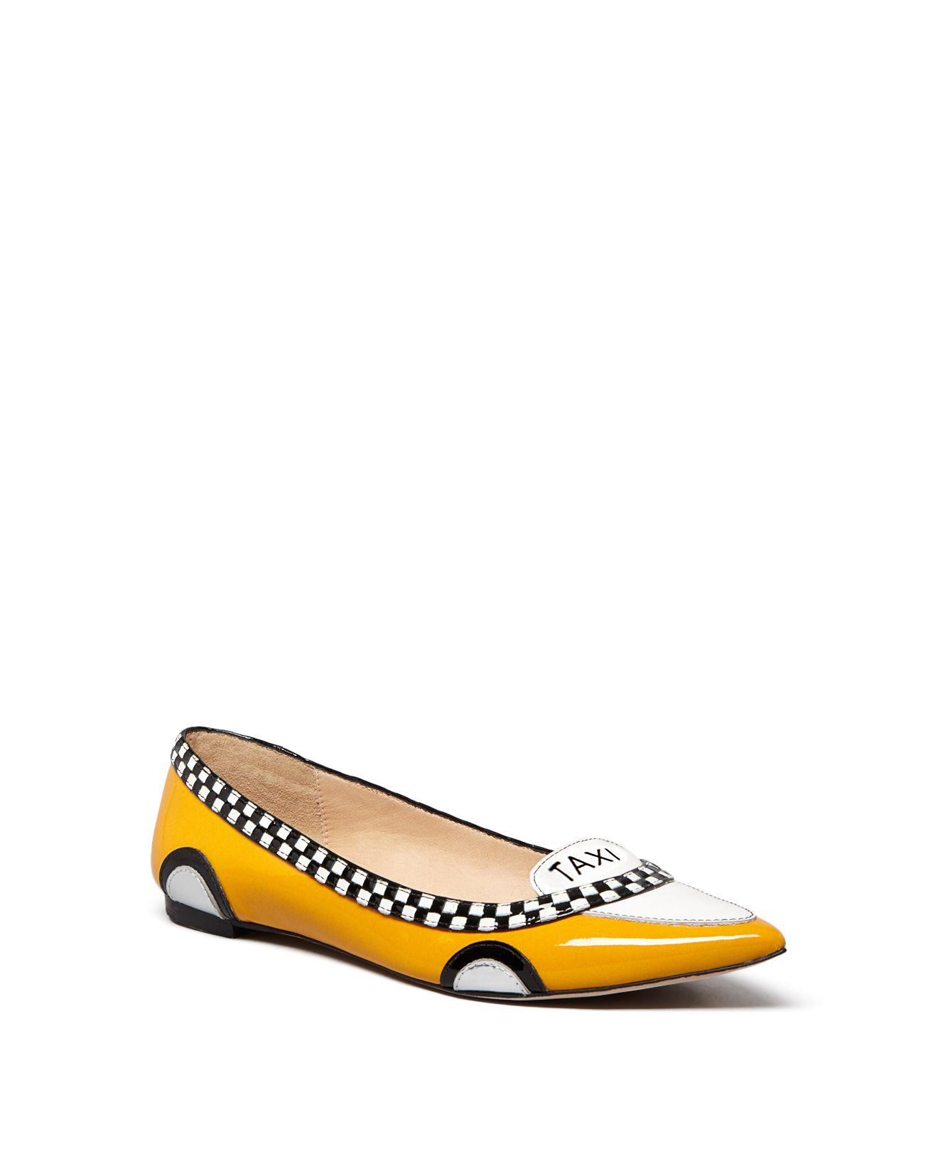 Kate Spade New York Taxi Shoes